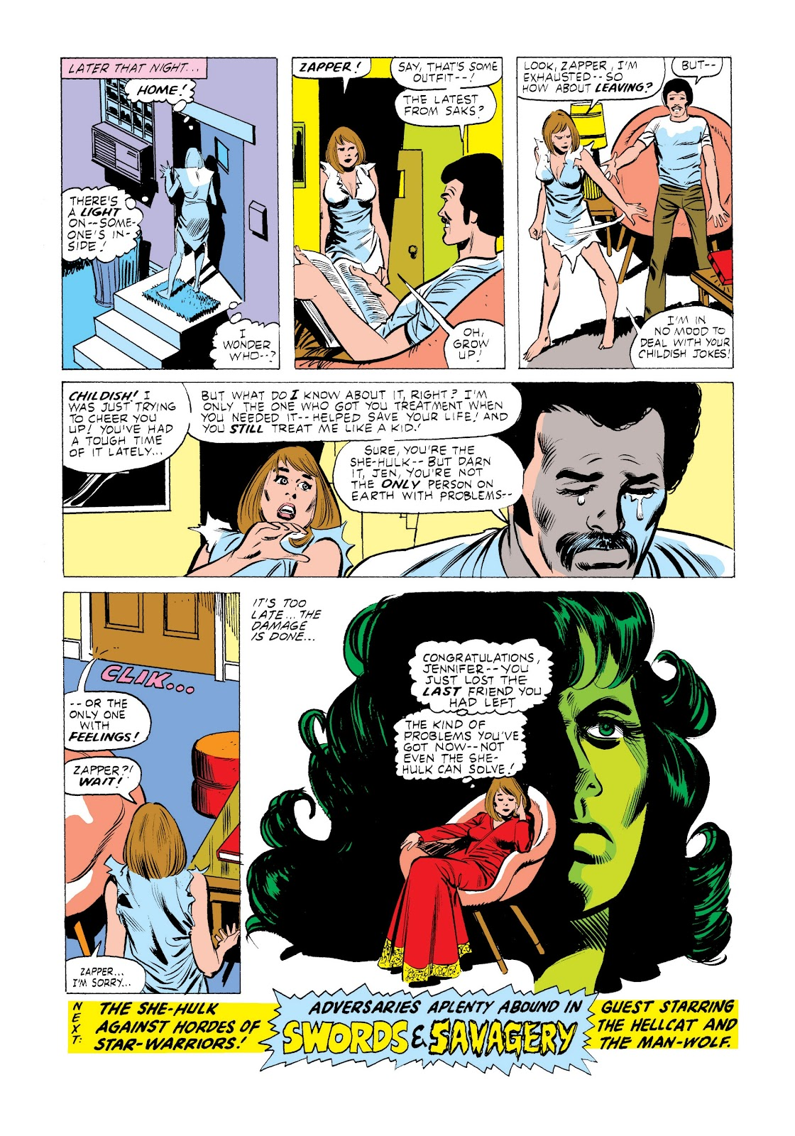 Marvel Masterworks: The Savage She-Hulk issue TPB_1_(Part_3) - Page 40