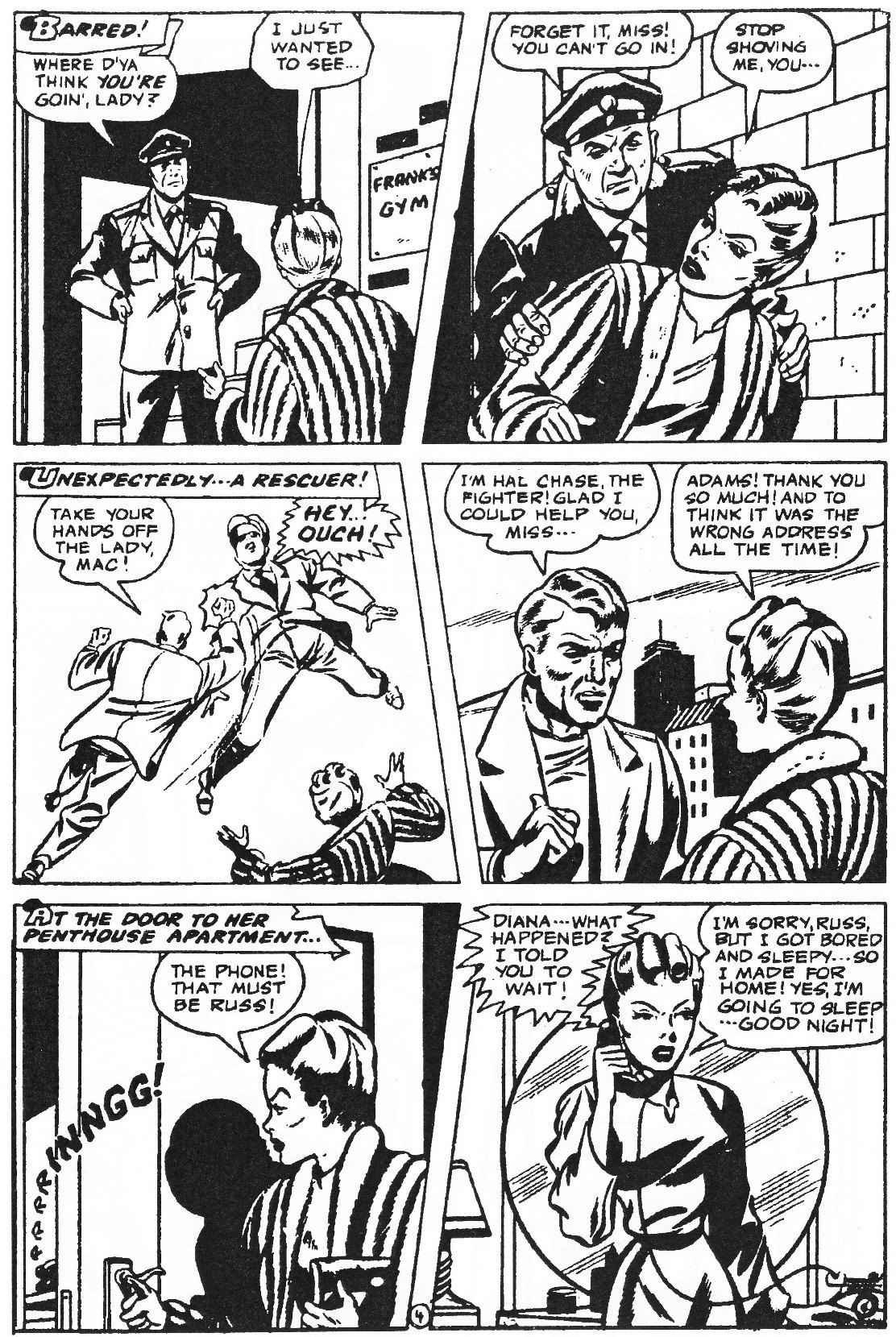 Read online Men of Mystery Comics comic -  Issue #81 - 21