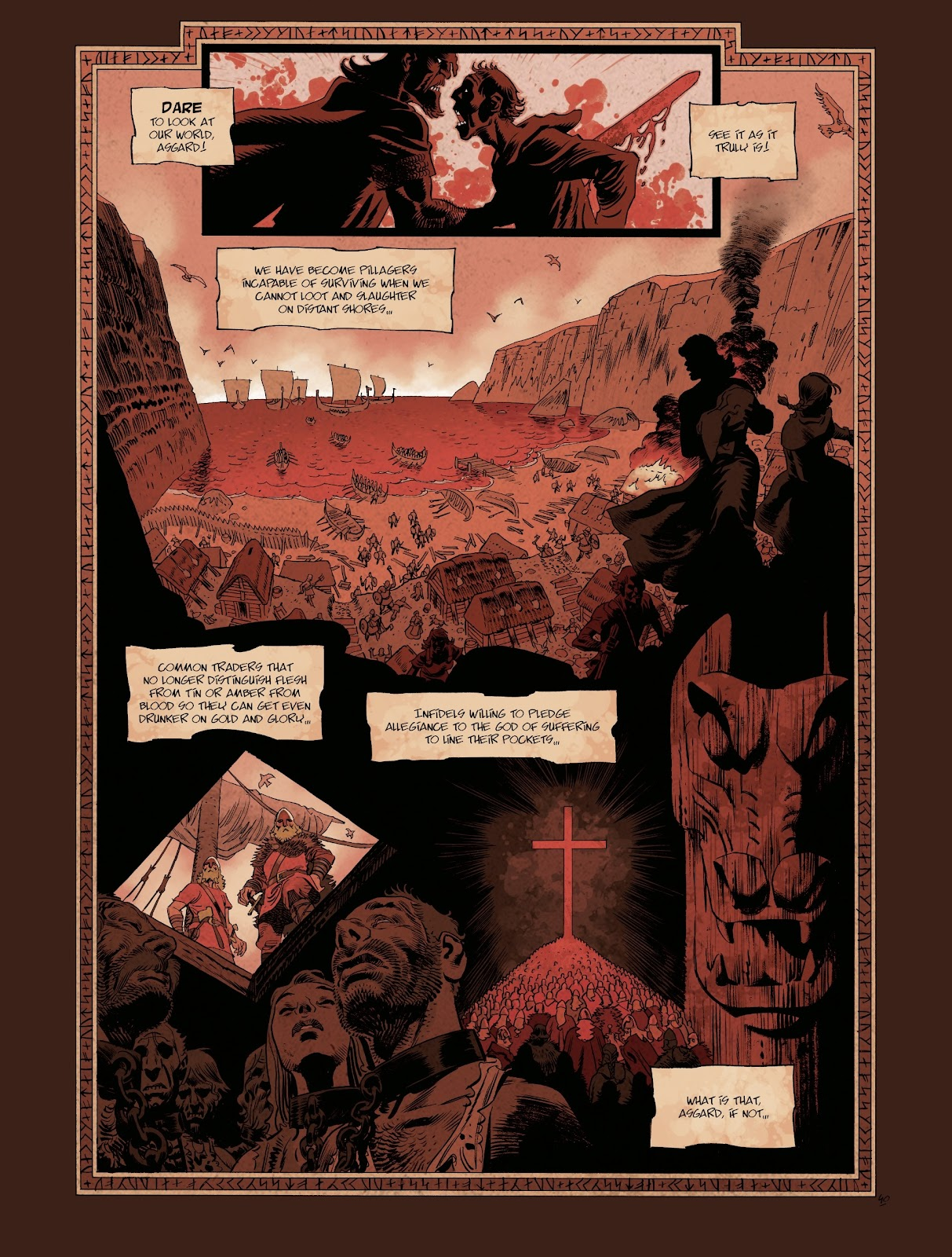 Read online Asgard comic -  Issue #1 - 44