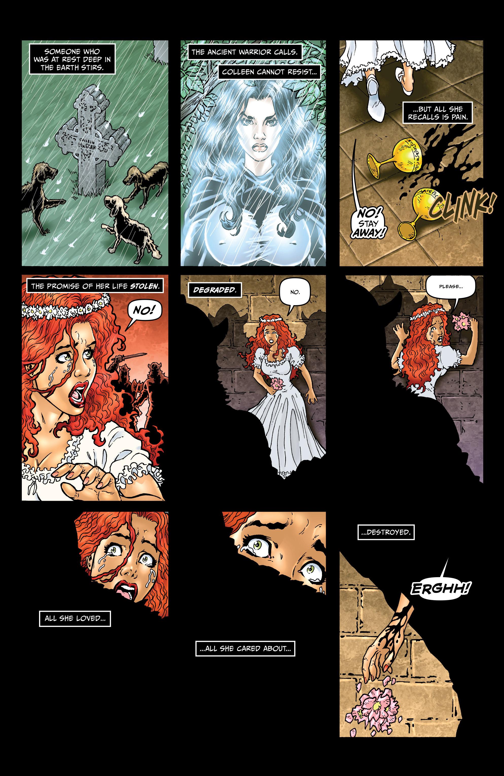 Read online Belladonna: Origins comic -  Issue #1 - 7