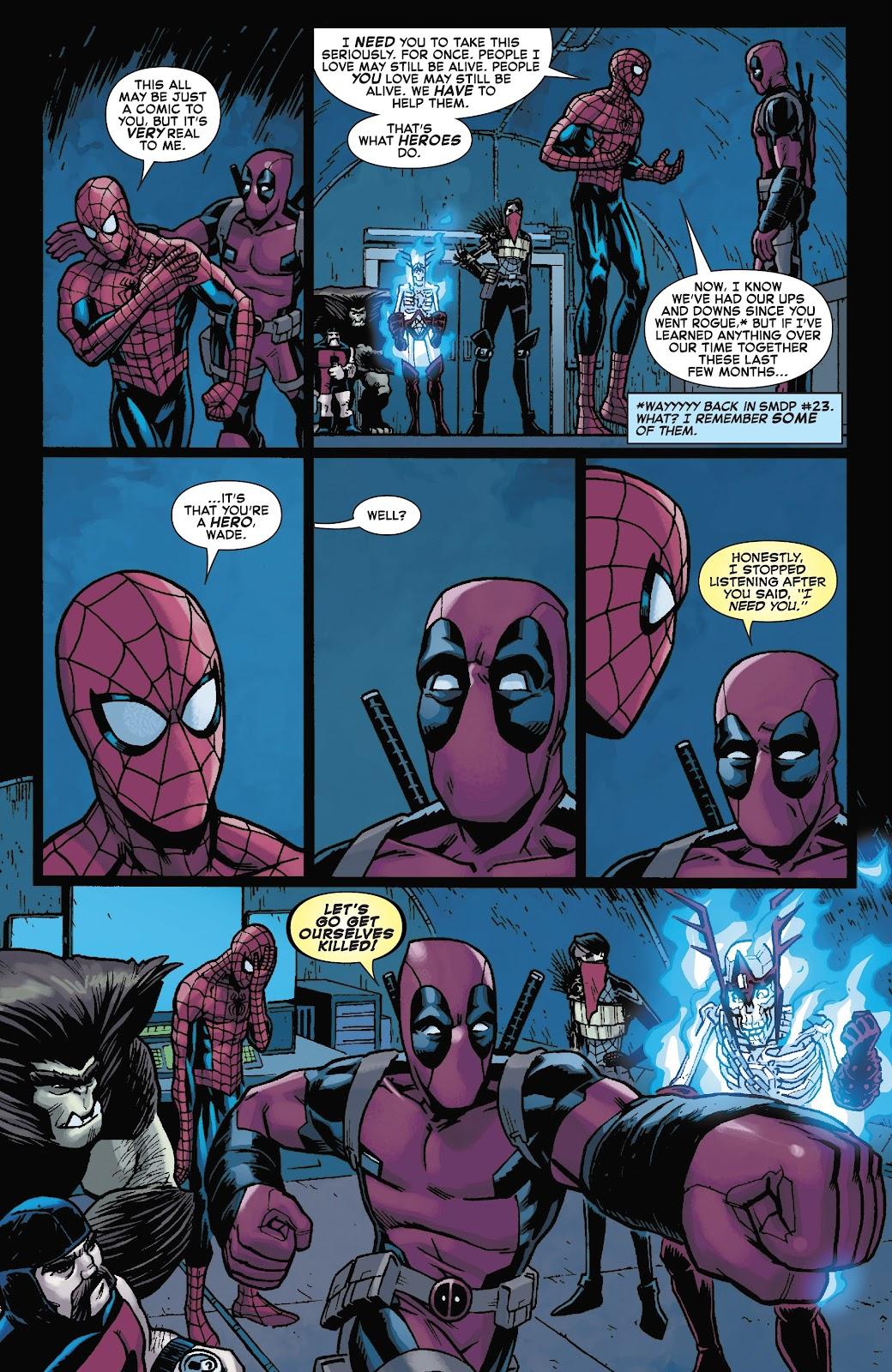 Read online Spider-Man/Deadpool comic -  Issue #47 - 10
