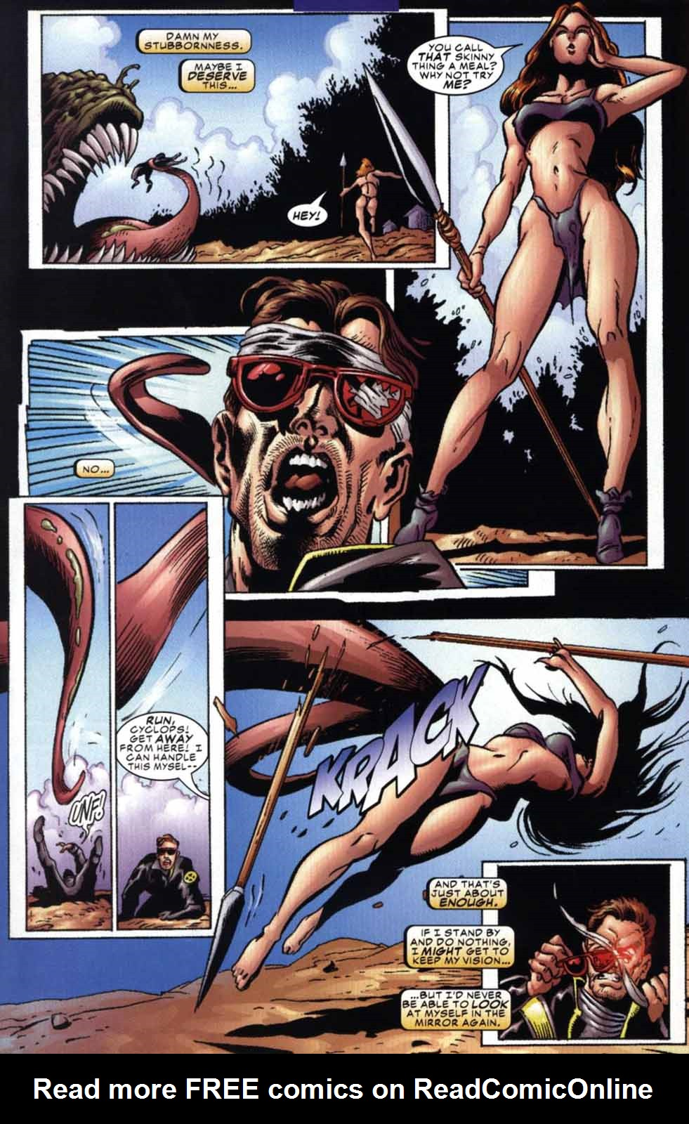 Read online Cyclops (2001) comic -  Issue #3 - 19