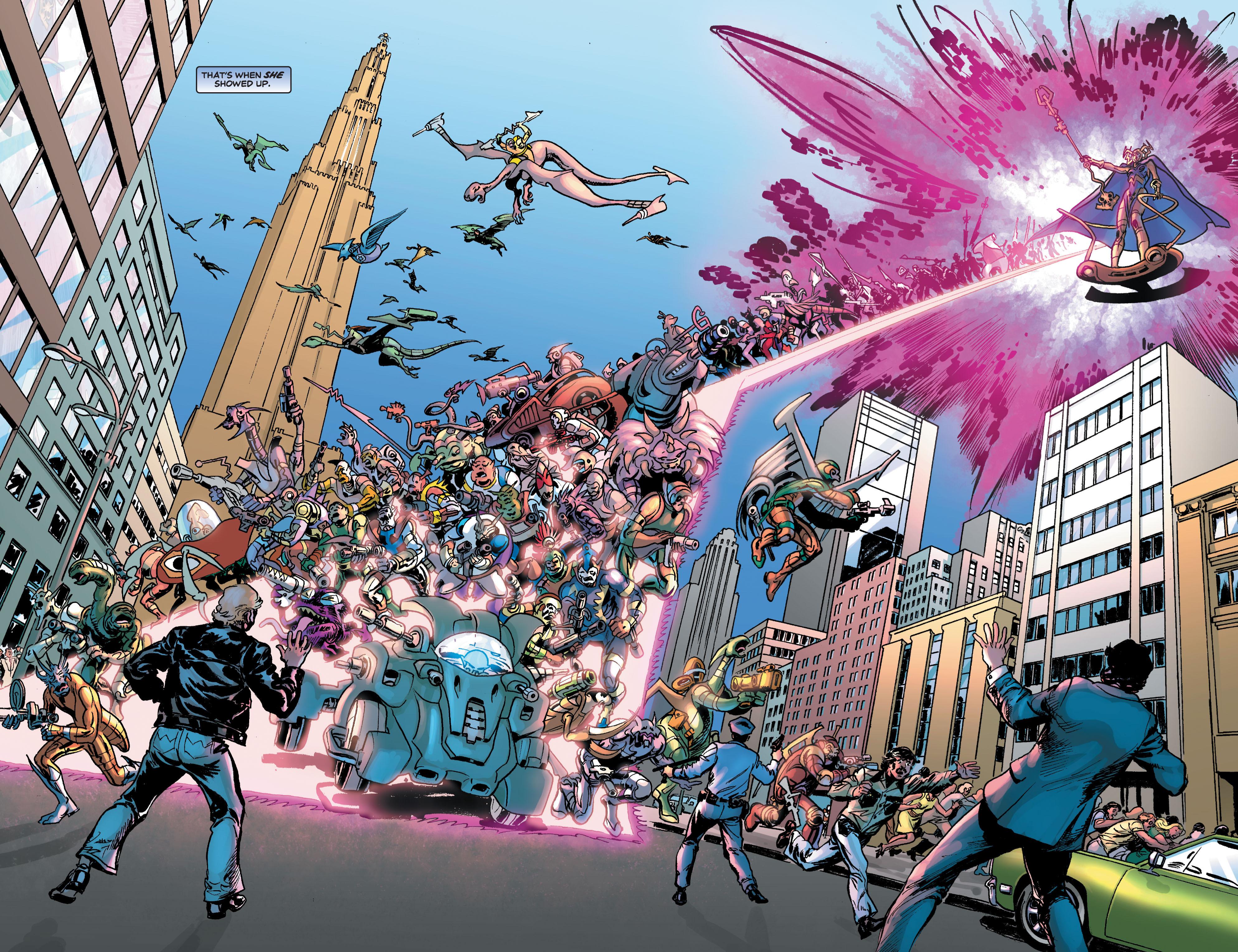 Read online Astro City: Dark Age/Book One comic -  Issue #4 - 7