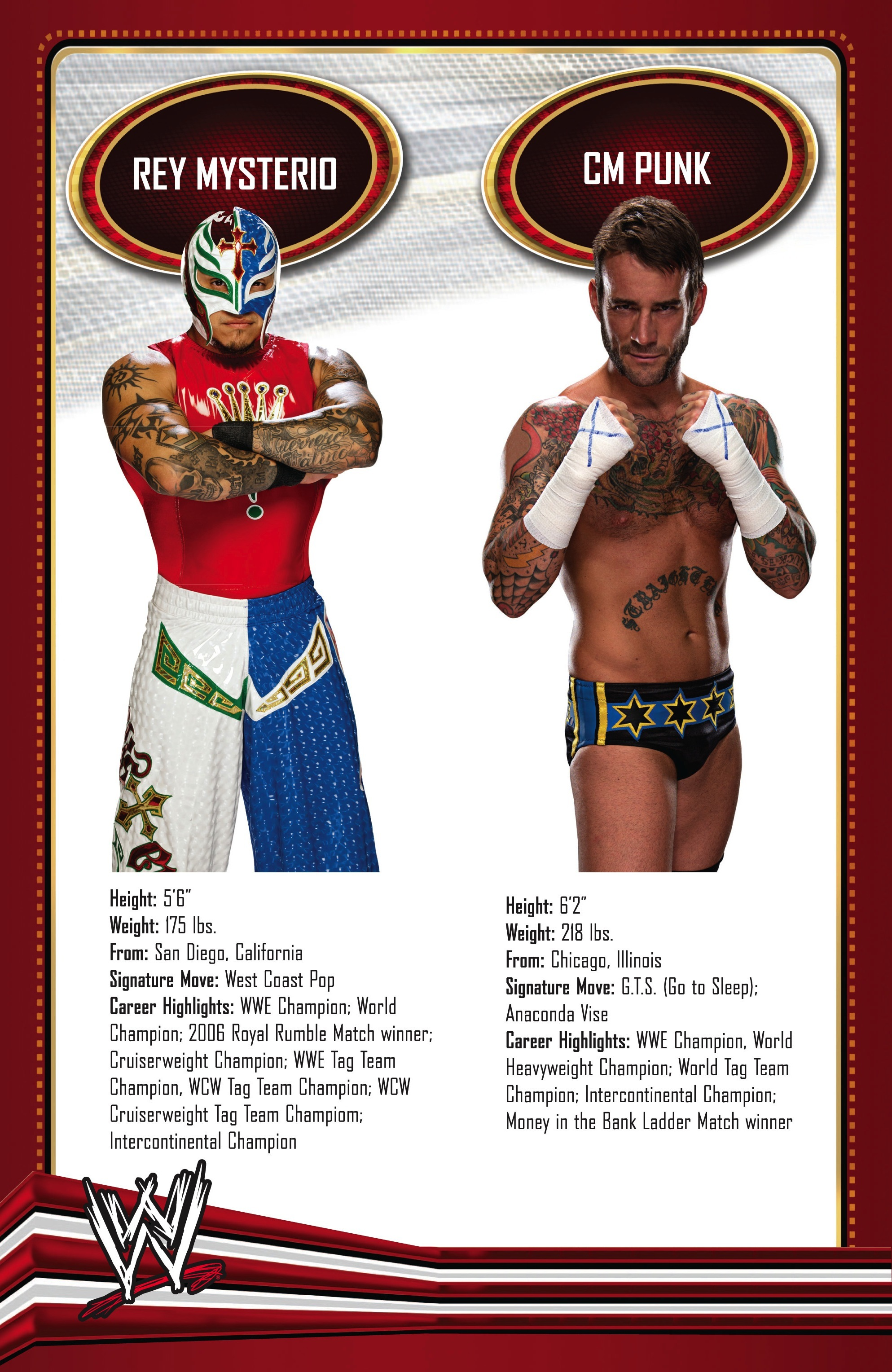 Read online WWE Superstars comic -  Issue #5 - 24