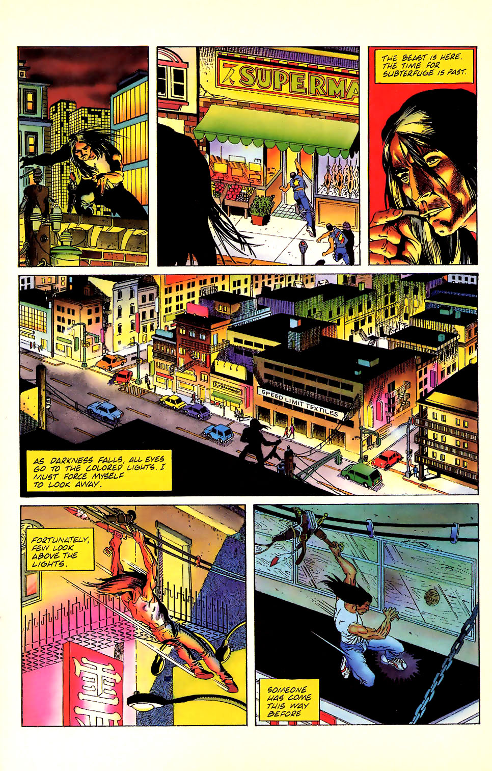 Read online Turok, Dinosaur Hunter (1993) comic -  Issue #11 - 20
