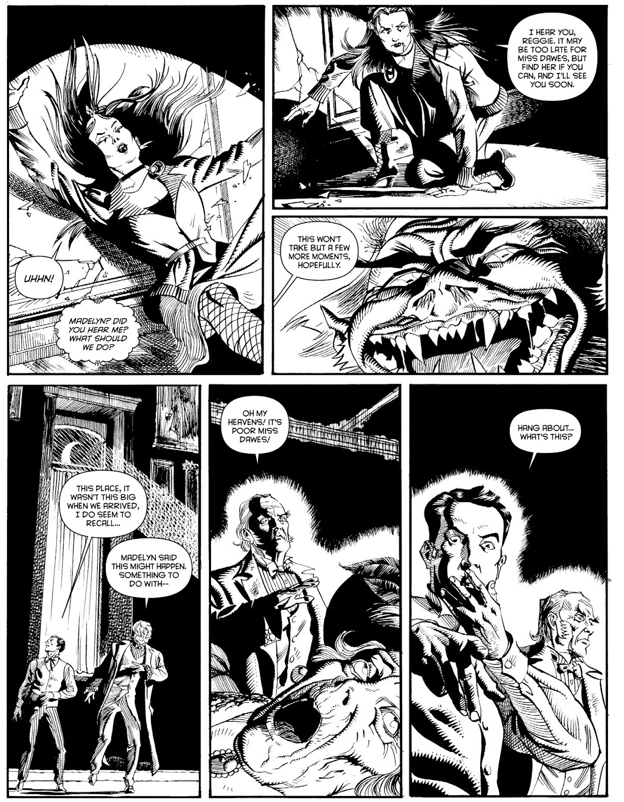 Judge Dredd Megazine (Vol. 5) issue 427 - Page 101