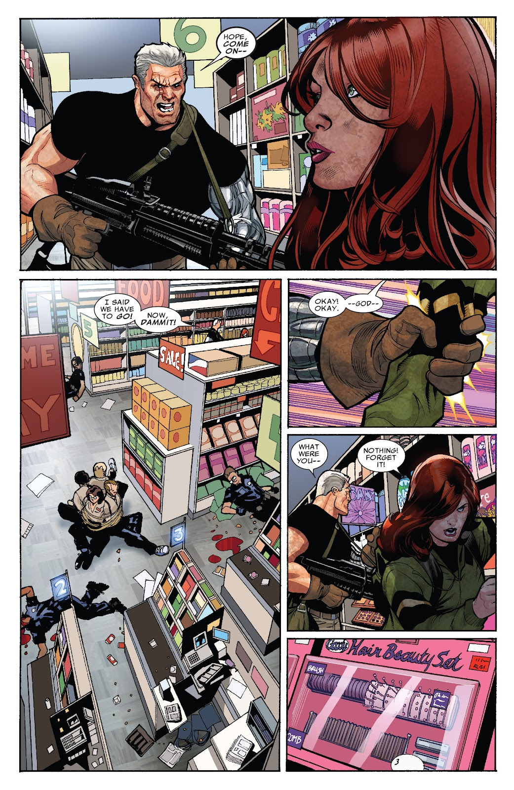 Read online X-Men: Second Coming comic -  Issue # _TPB (Part 1) - 45