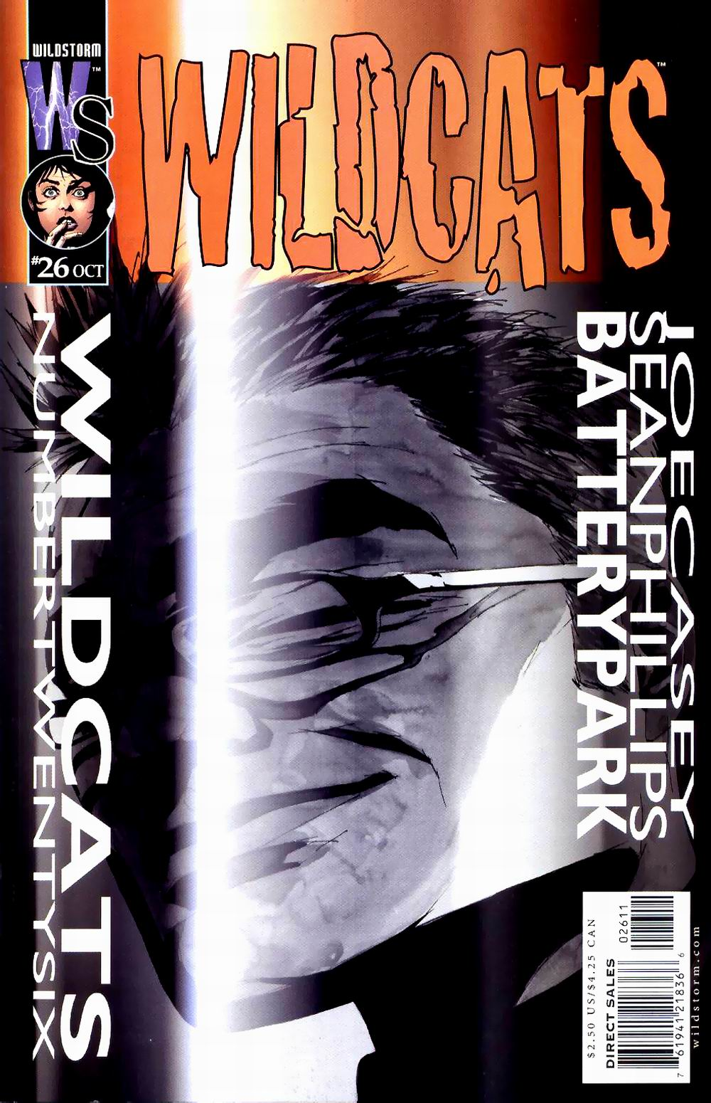 Wildcats (1999) Issue #26 #27 - English 1