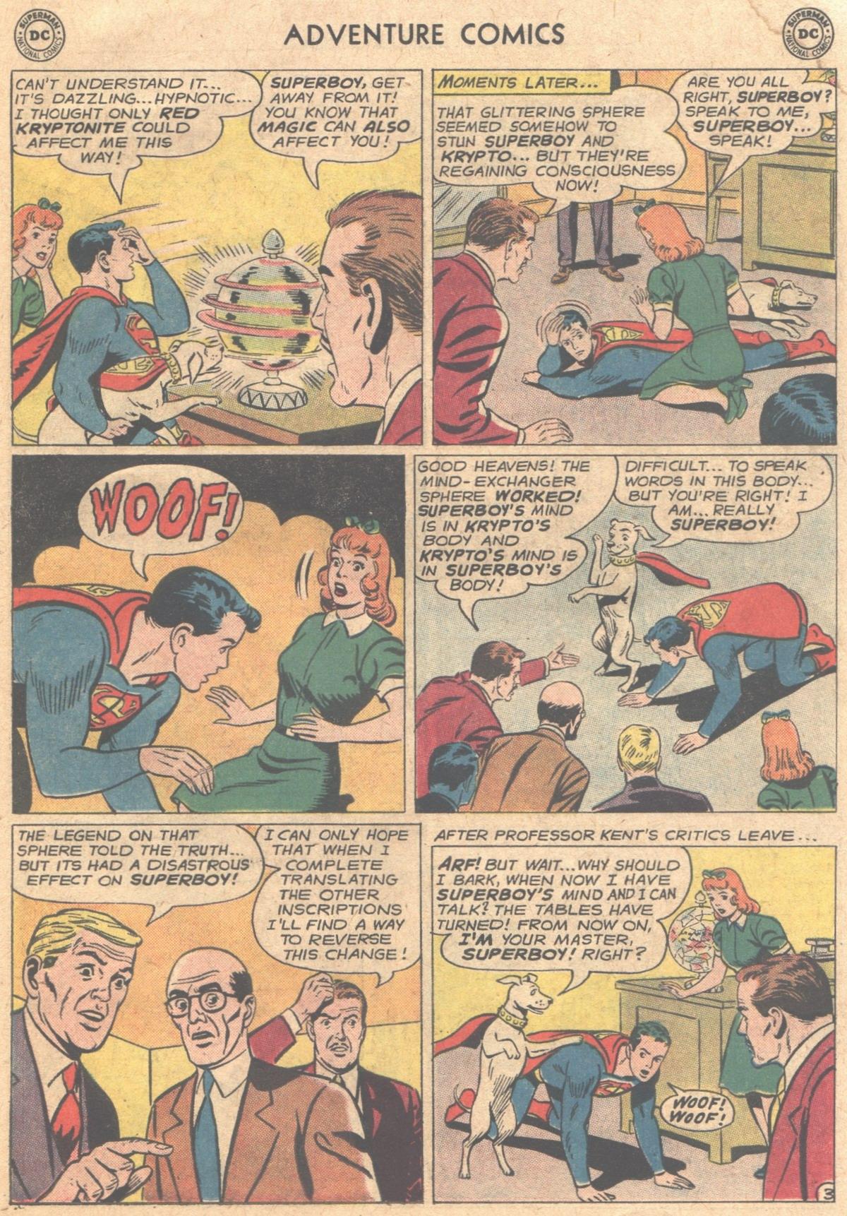 Read online Adventure Comics (1938) comic -  Issue #310 - 27