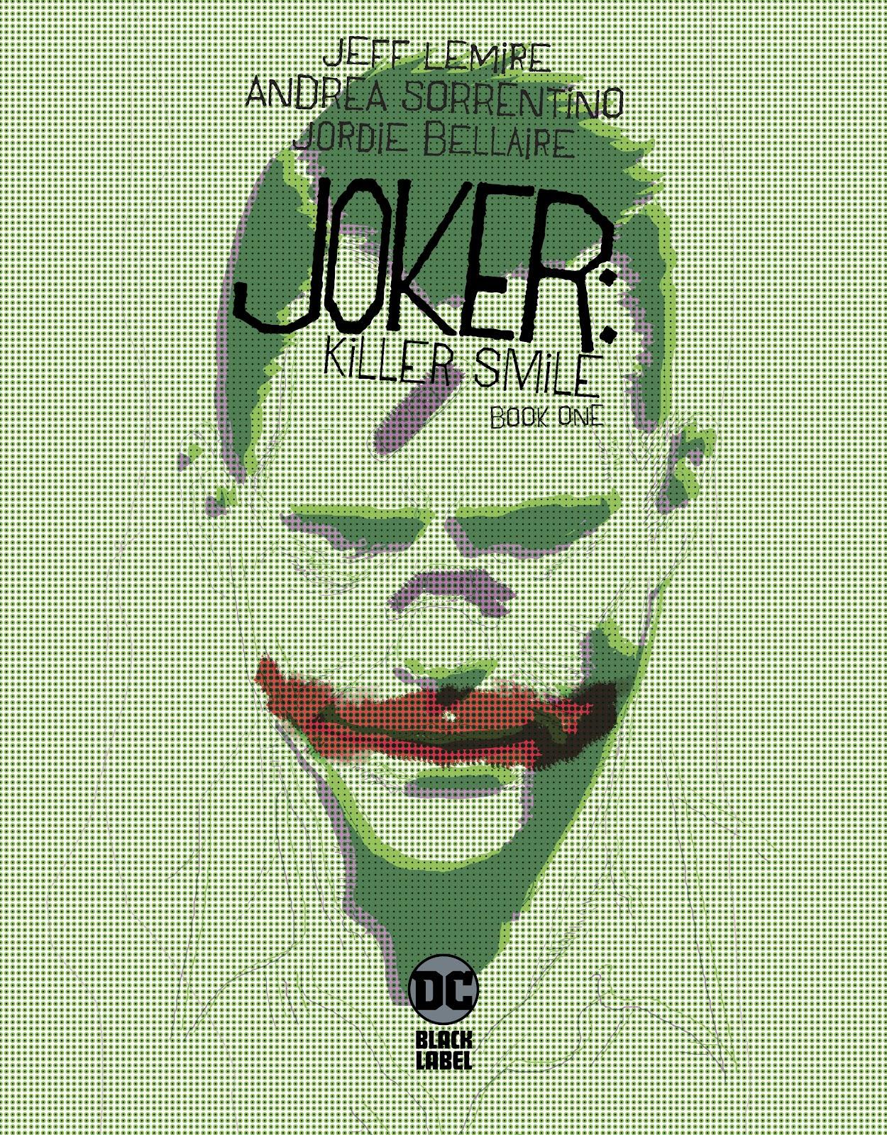 Joker: Killer Smile issue 1 - Page 1