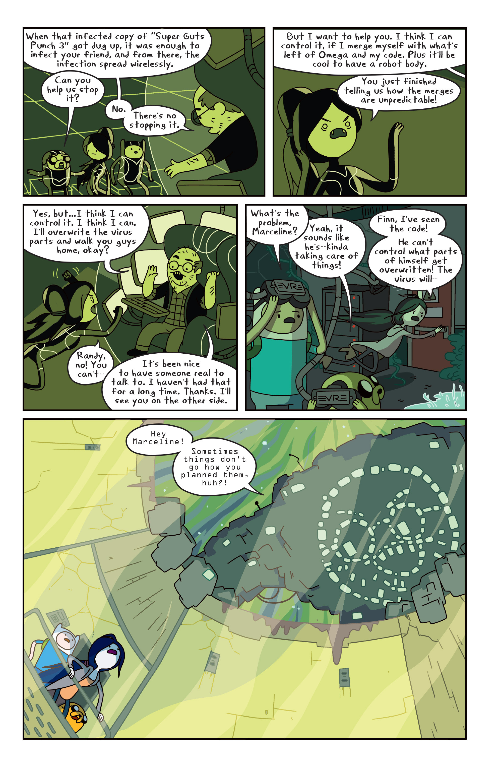 Read online Adventure Time comic -  Issue #Adventure Time _TPB 3 - 65