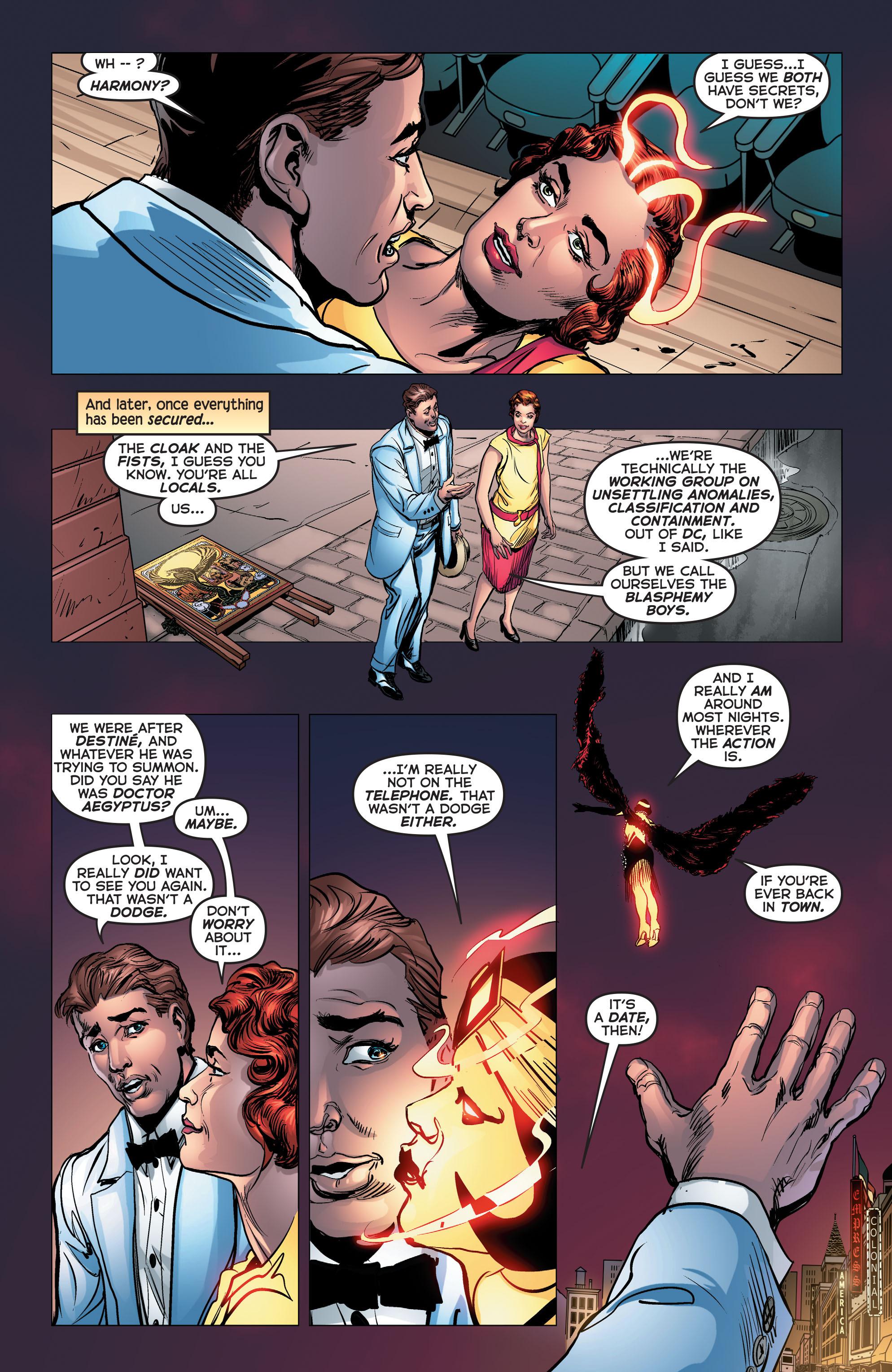 Read online Astro City comic -  Issue #38 - 24