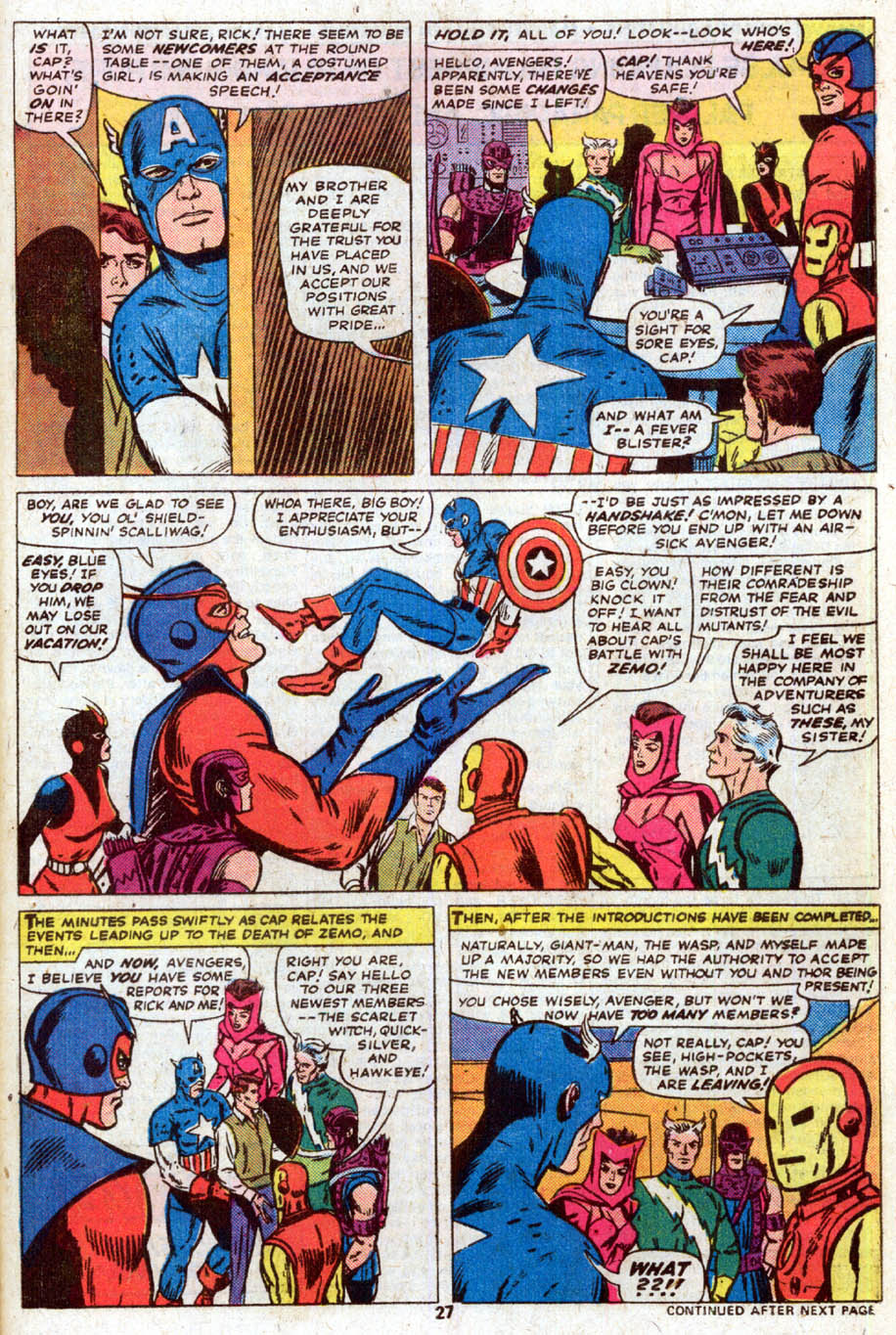 The Avengers (1963) 150 Page 16