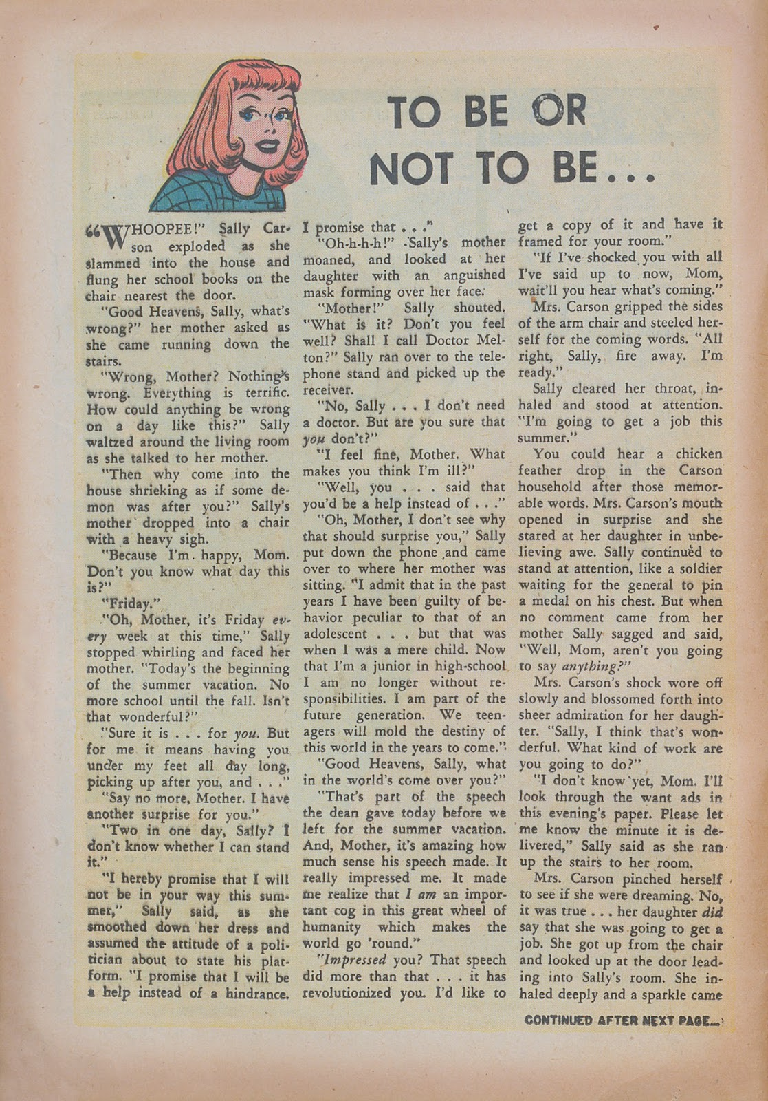 Read online Nellie The Nurse (1945) comic -  Issue #31 - 16