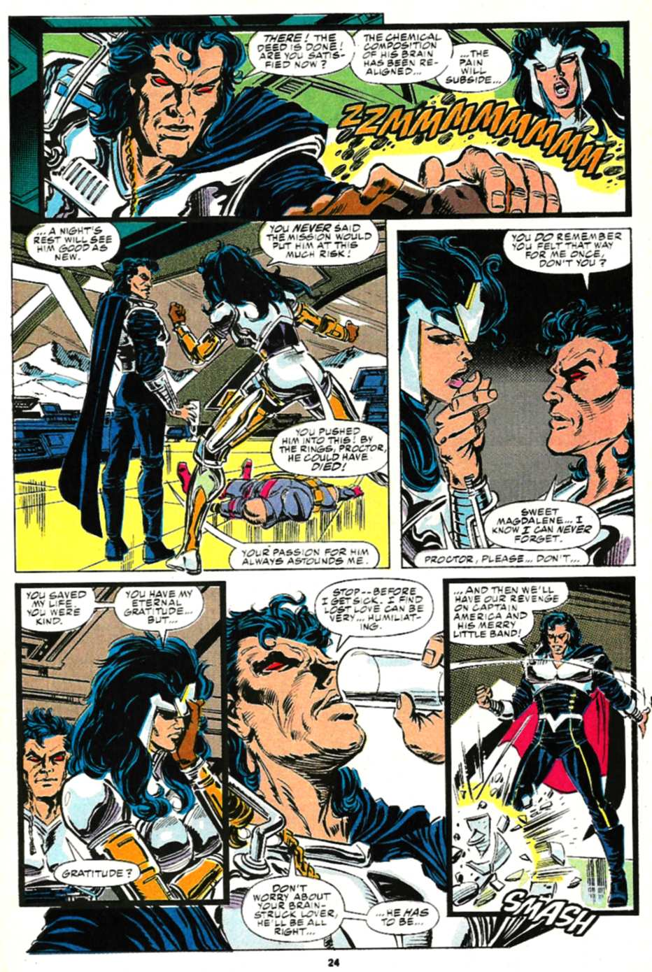 The Avengers (1963) 344 Page 18
