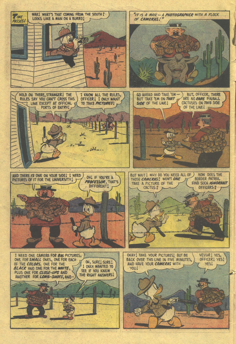 Walt Disney's Comics and Stories issue 354 - Page 7