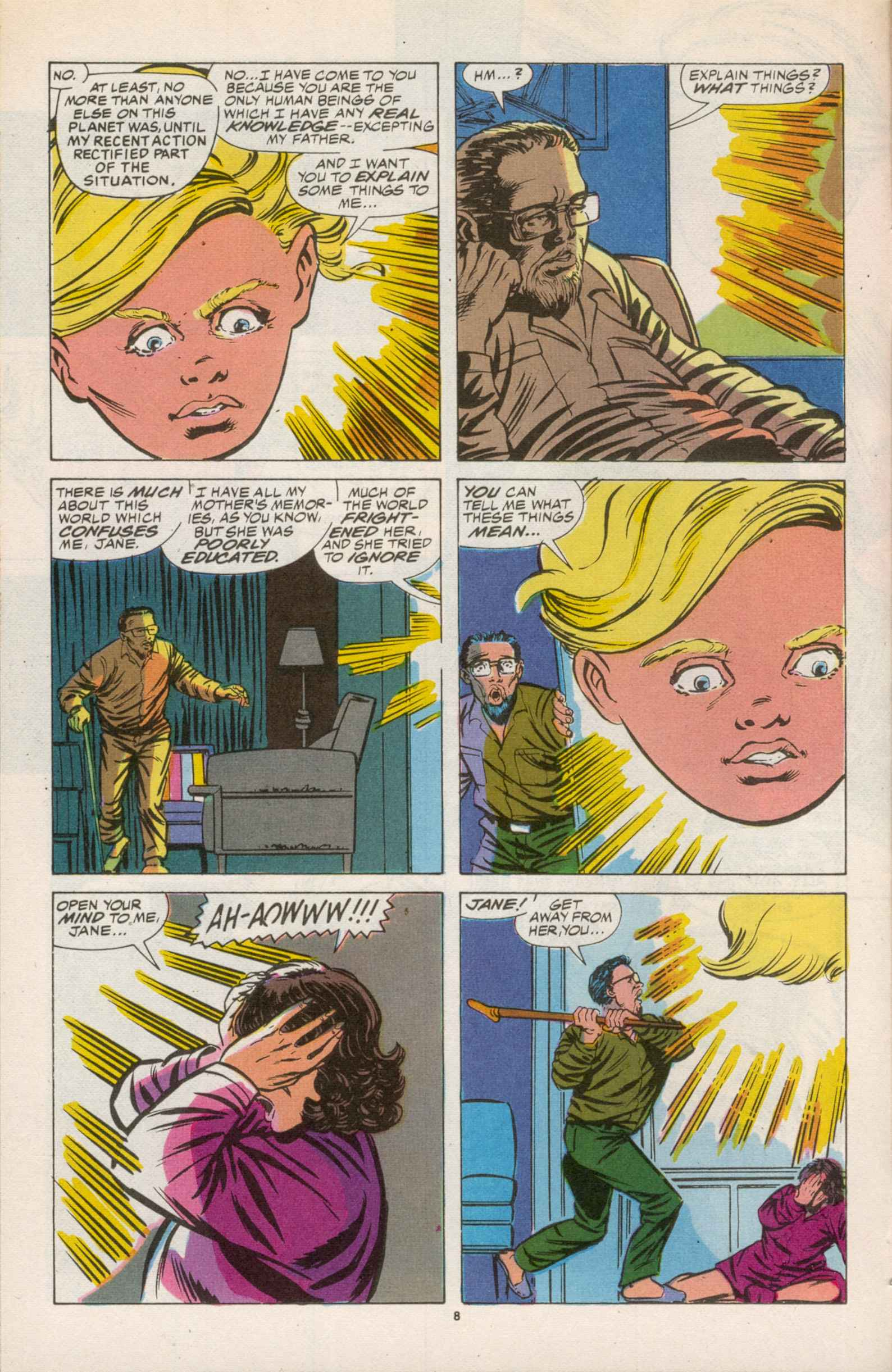 Read online Star Brand comic -  Issue #14 - 9