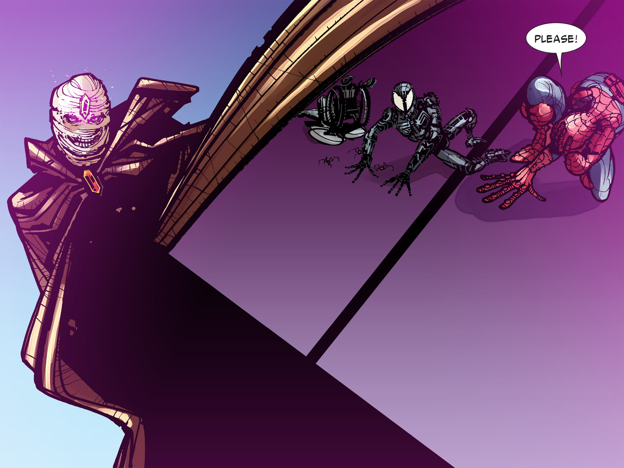 Read online Amazing Spider-Man: Who Am I? comic -  Issue # Full (Part 2) - 212