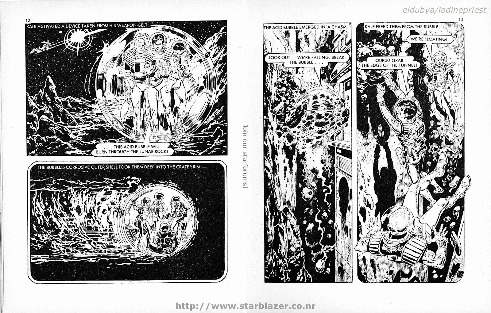 Starblazer issue 155 - Page 8