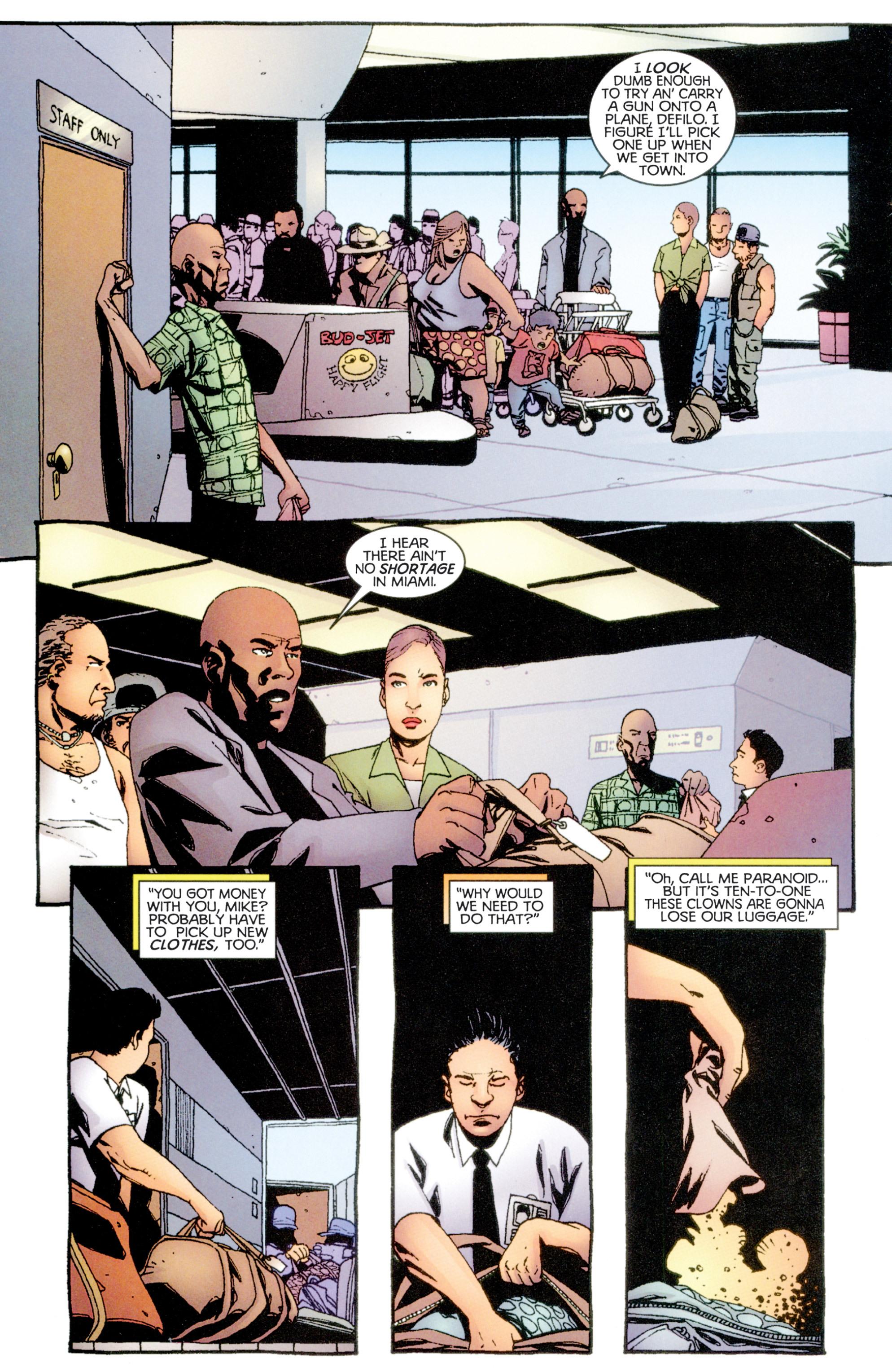 Read online Shadowman (1997) comic -  Issue #11 - 5