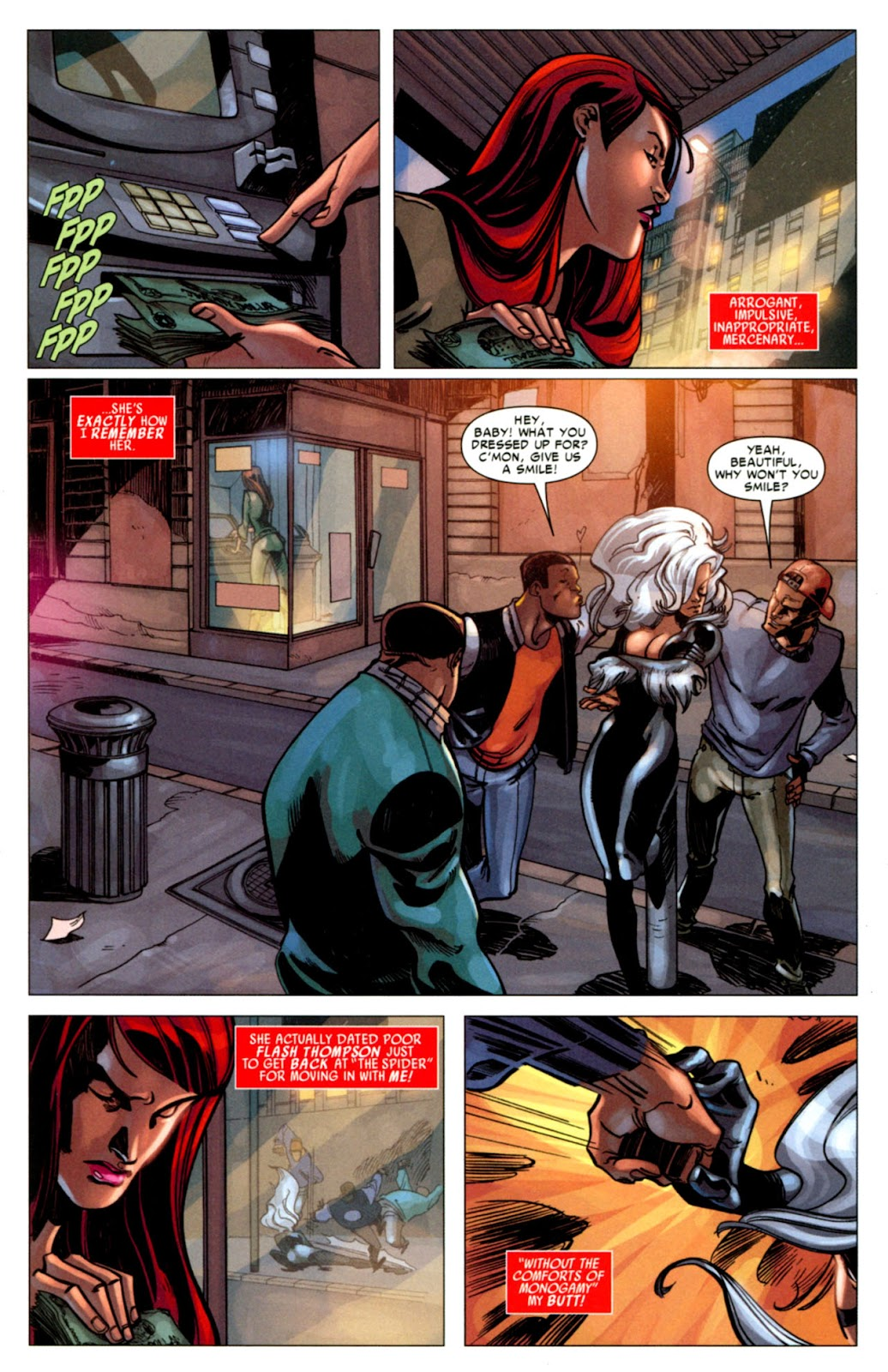 Web of Spider-Man (2009) Issue #11 #11 - English 9