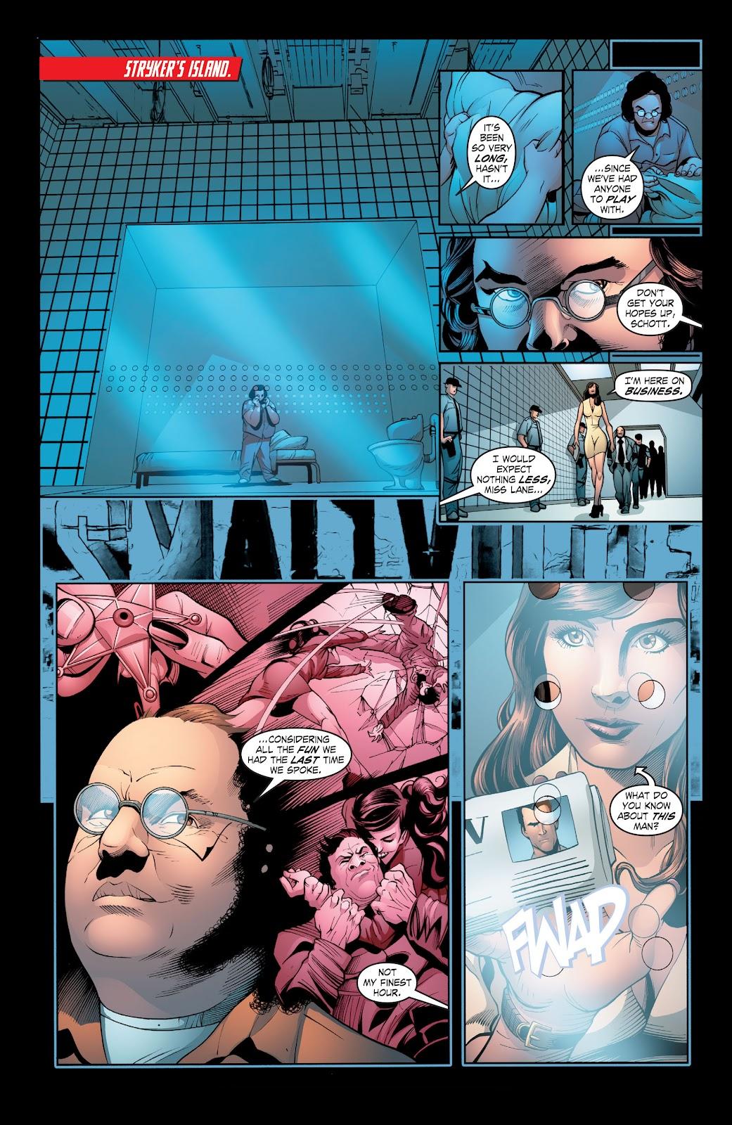 Read online Smallville Season 11 [II] comic -  Issue # TPB 2 - 71