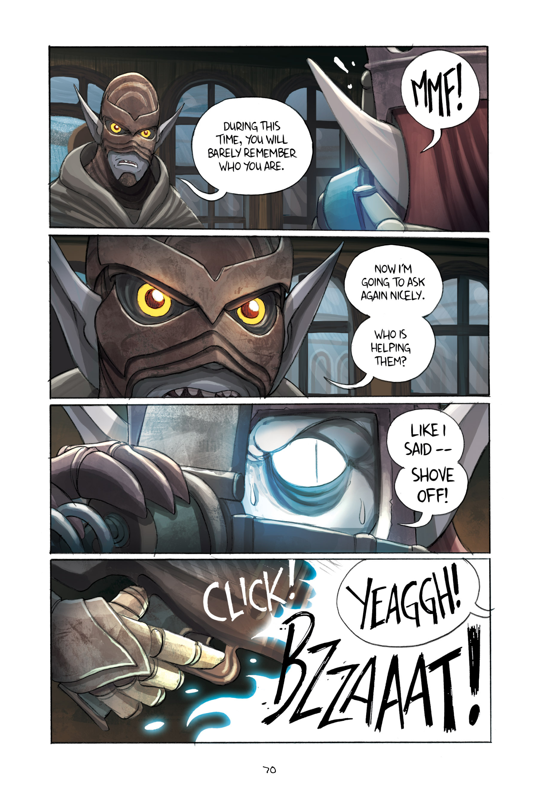 Read online Amulet comic -  Issue #3 - 68