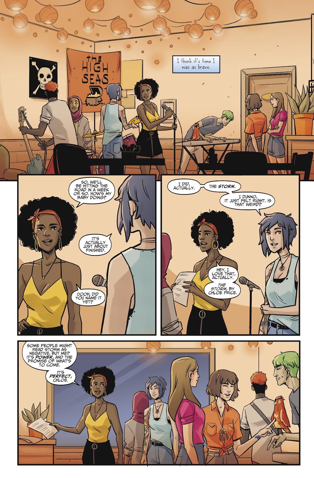 Read online Life is Strange comic -  Issue #8 - 27