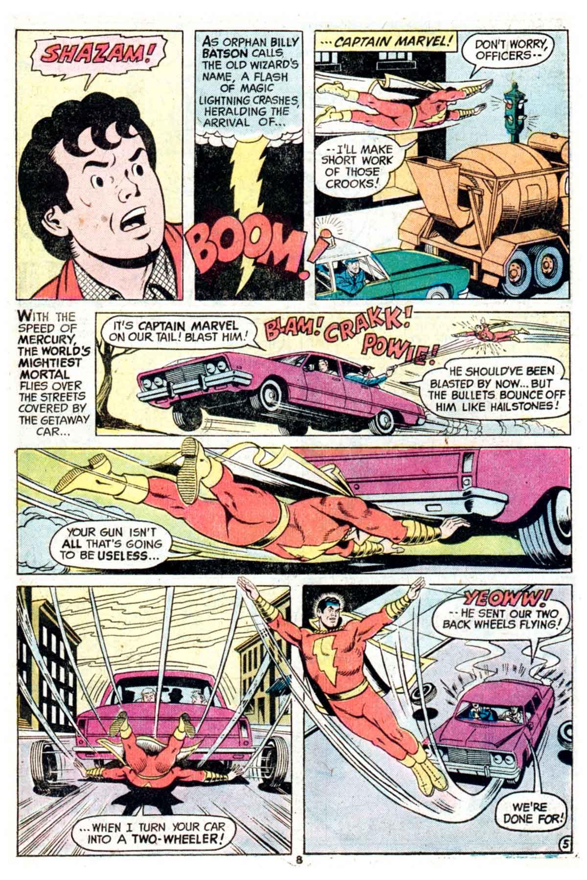 Read online Shazam! (1973) comic -  Issue #16 - 8