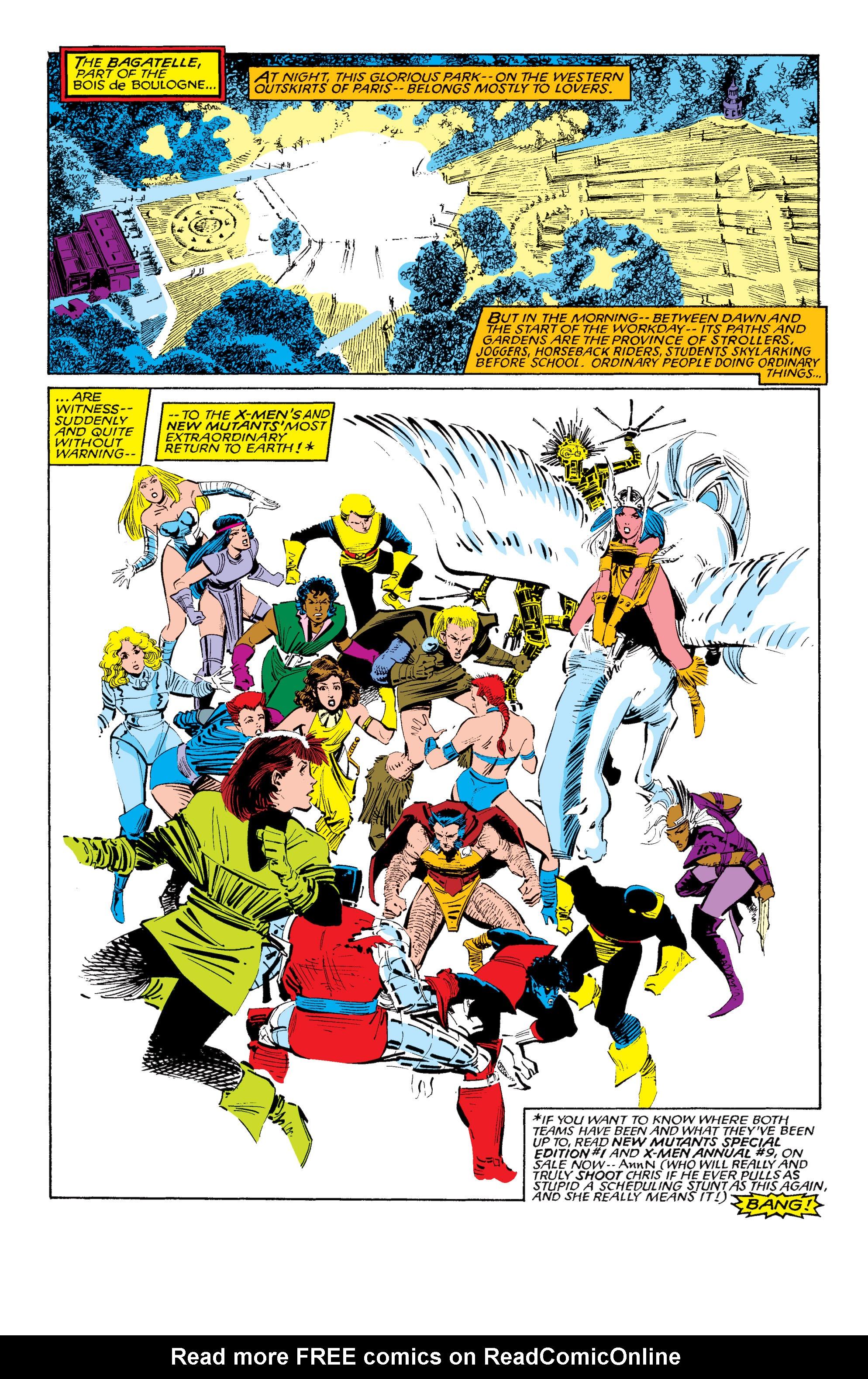 Read online Uncanny X-Men (1963) comic -  Issue #200 - 6