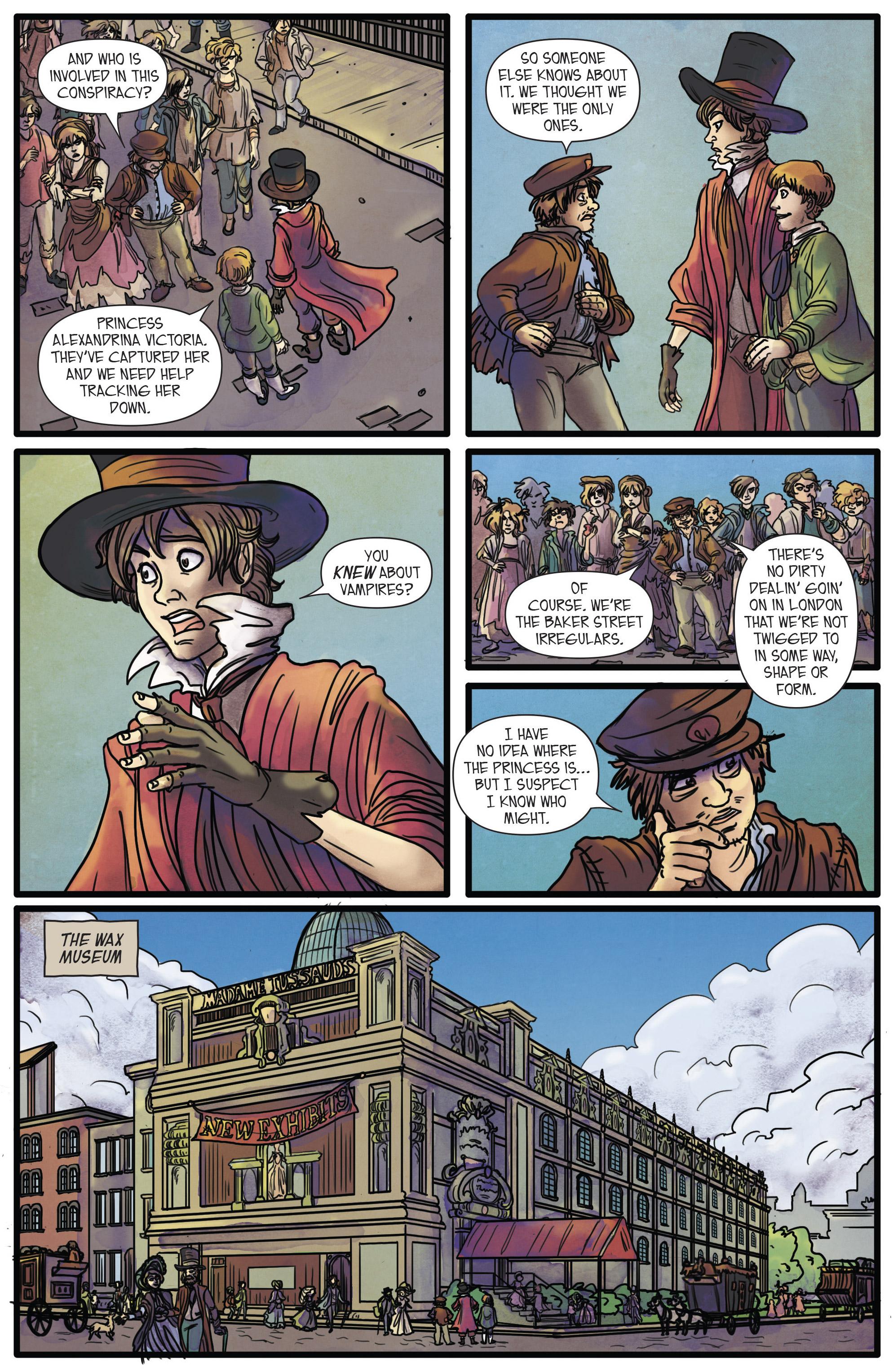Read online Artful comic -  Issue #3 - 17