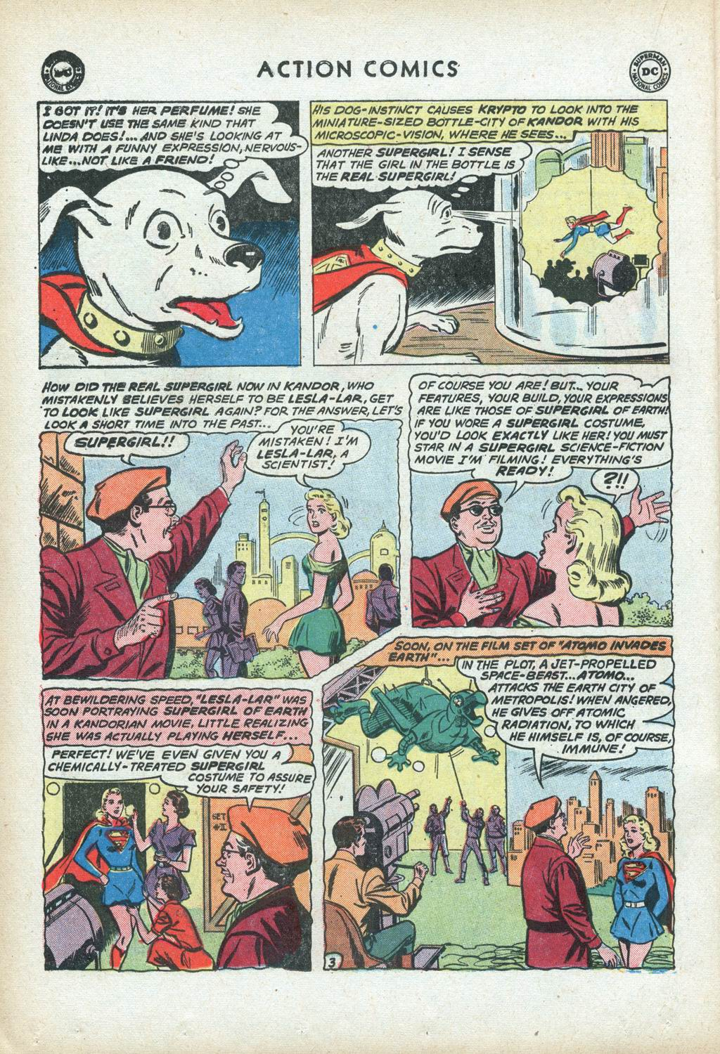 Read online Action Comics (1938) comic -  Issue #281 - 22