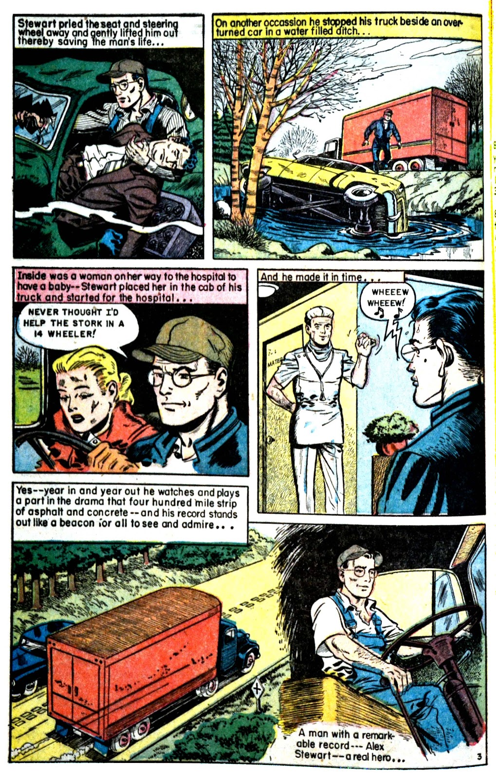 Read online Famous Funnies comic -  Issue #215 - 32