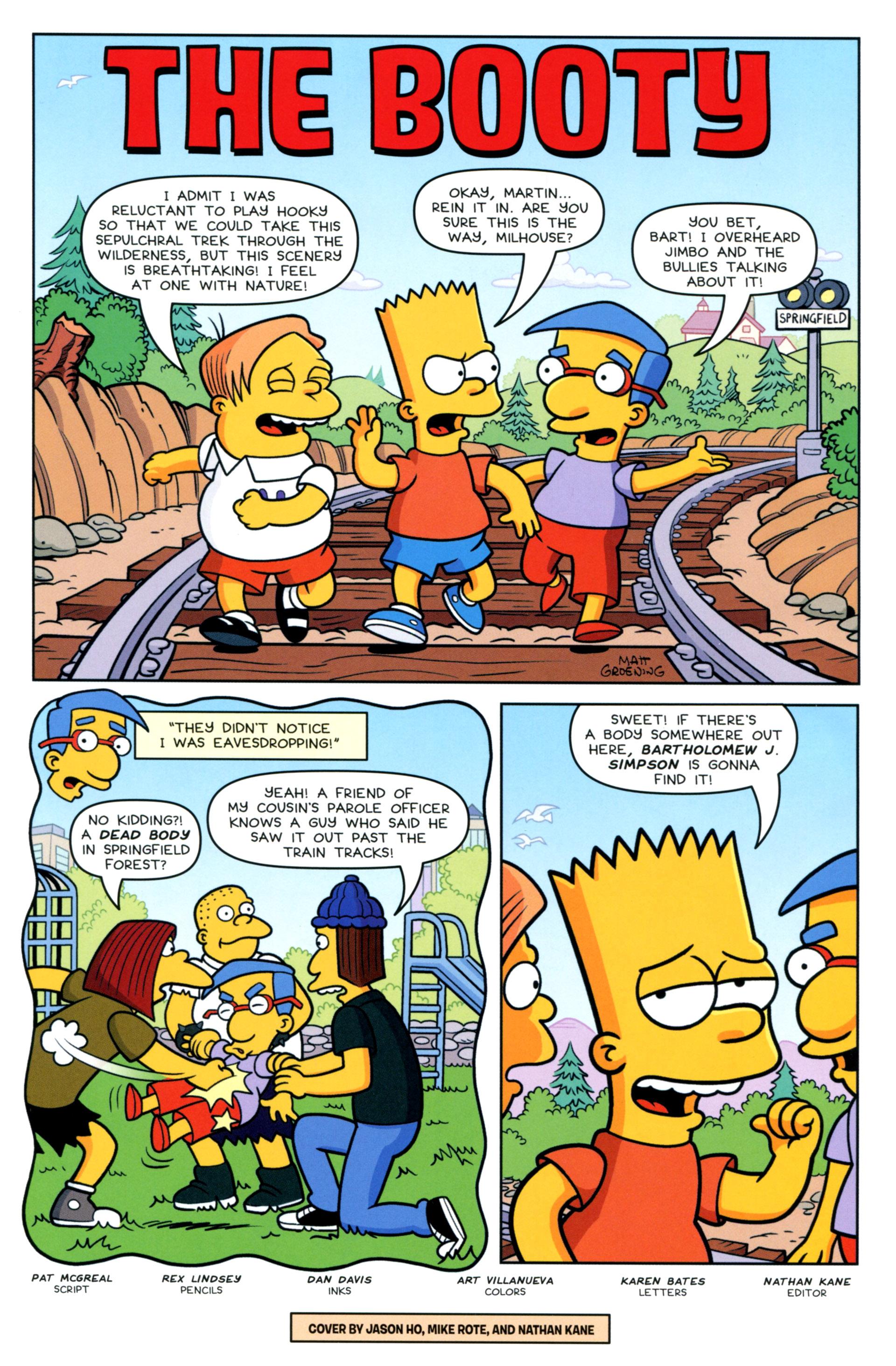 Read online Simpsons Comics Presents Bart Simpson comic -  Issue #83 - 3