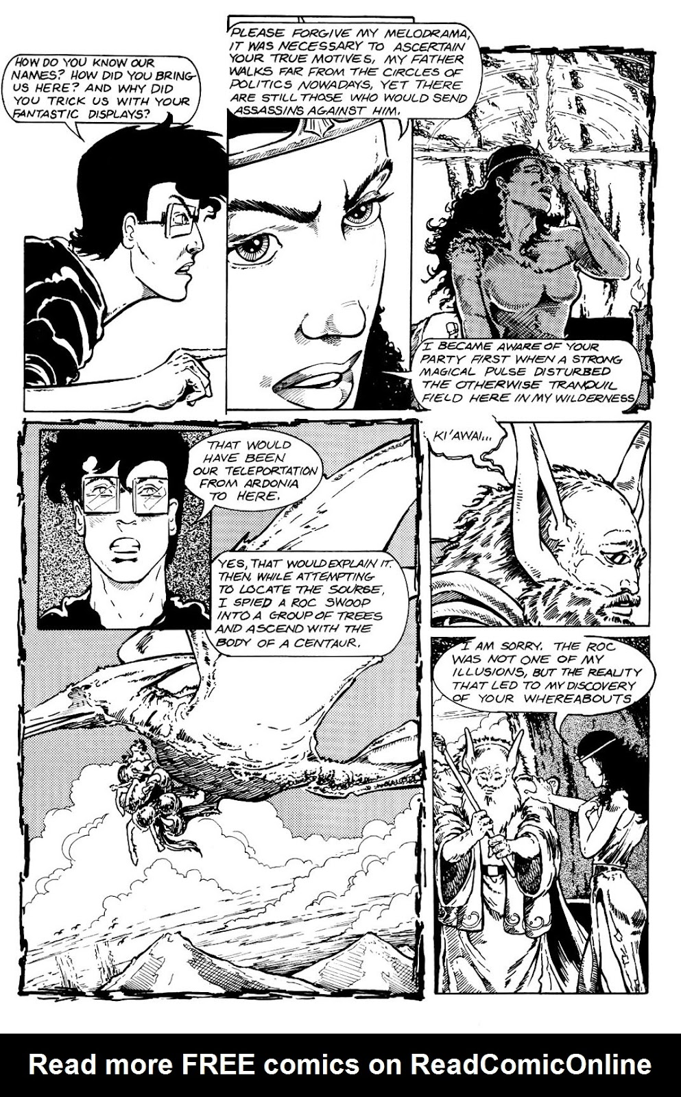 The Realm (1986) issue 17 - Page 10