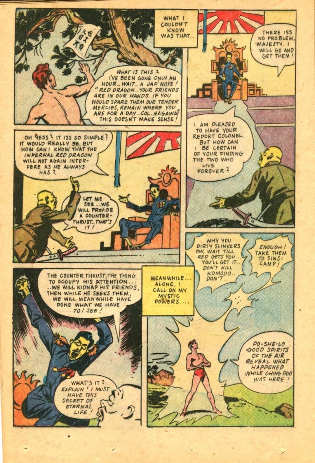 Read online Super-Magician Comics comic -  Issue #49 - 28
