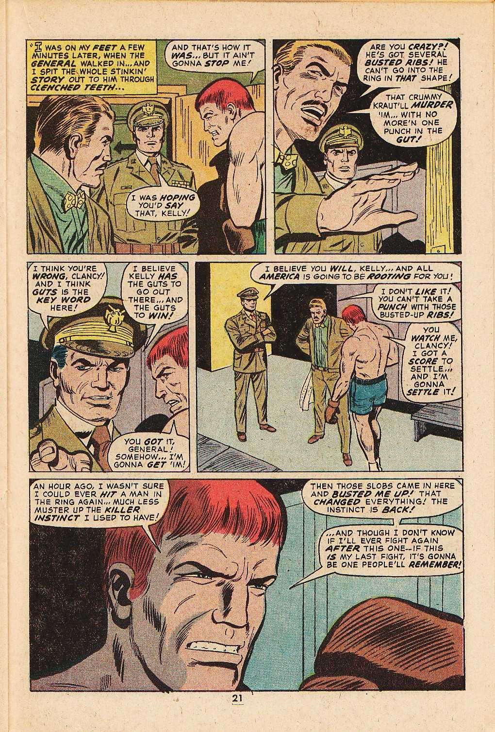 Combat Kelly (1972) issue 3 - Page 23