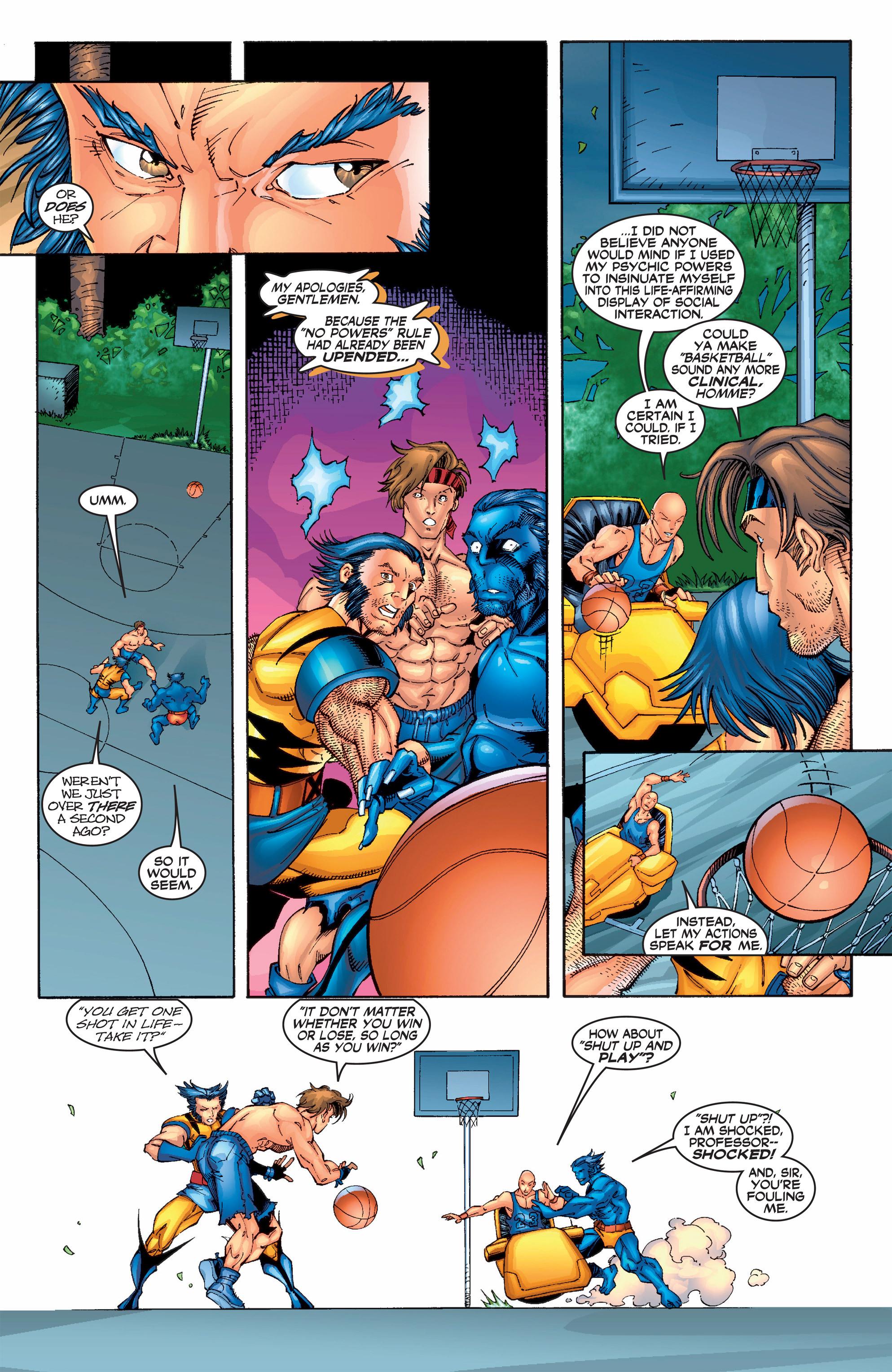 Read online Uncanny X-Men (1963) comic -  Issue #390 - 14