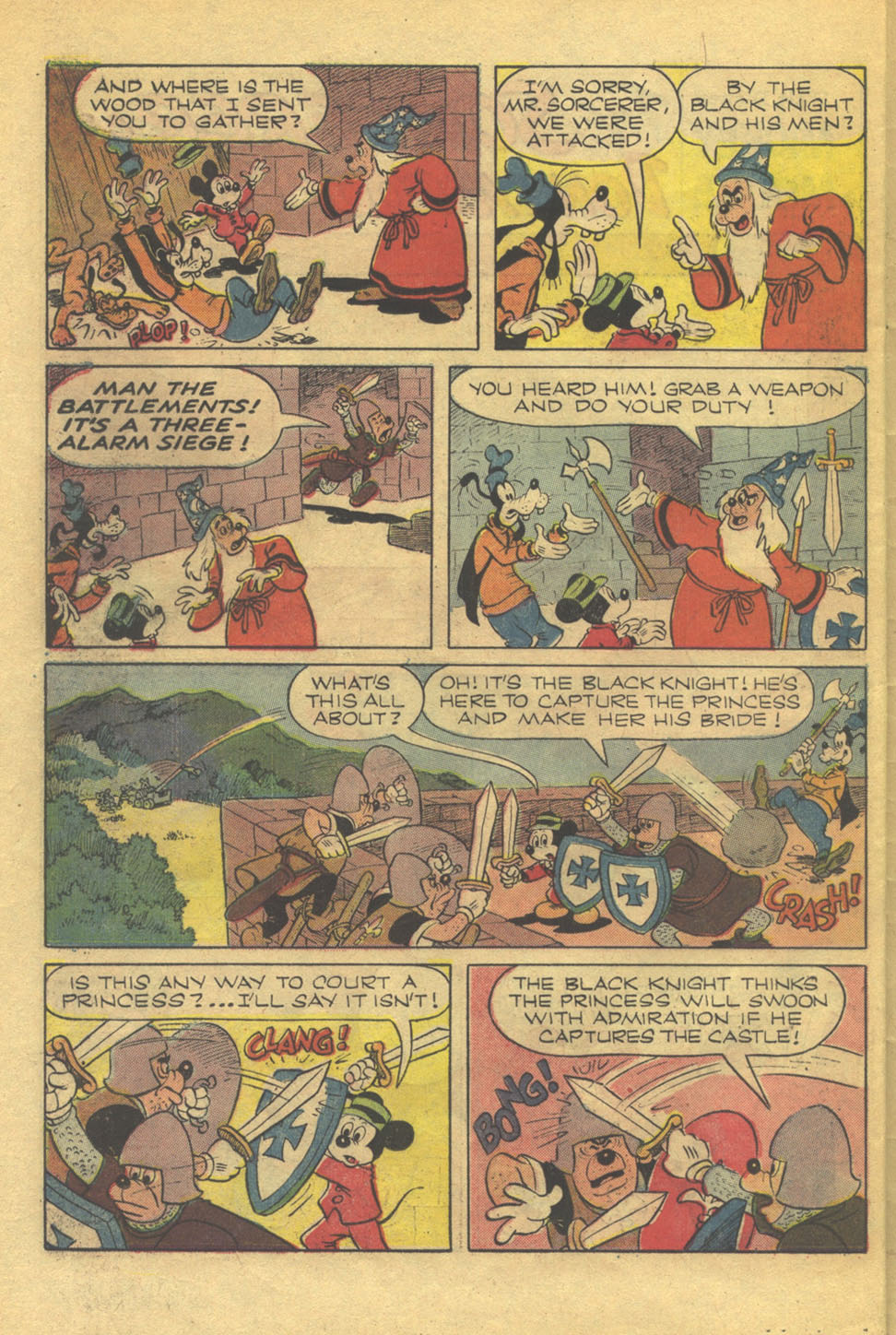 Walt Disney's Comics and Stories issue 352 - Page 26