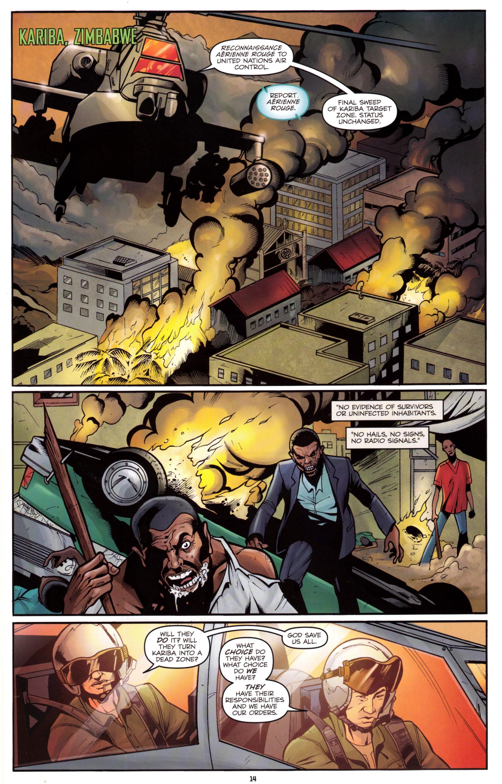 Read online G.I. Joe: Snake Eyes comic -  Issue #5 - 17