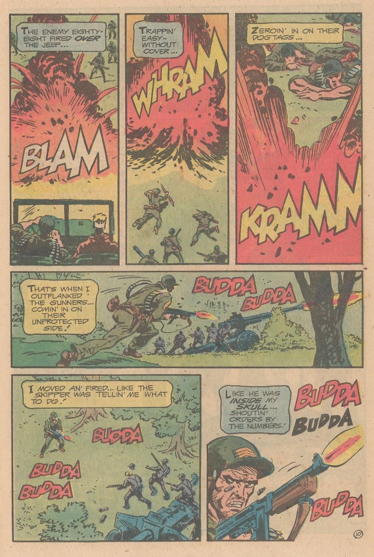 Read online Sgt. Rock comic -  Issue #347 - 11