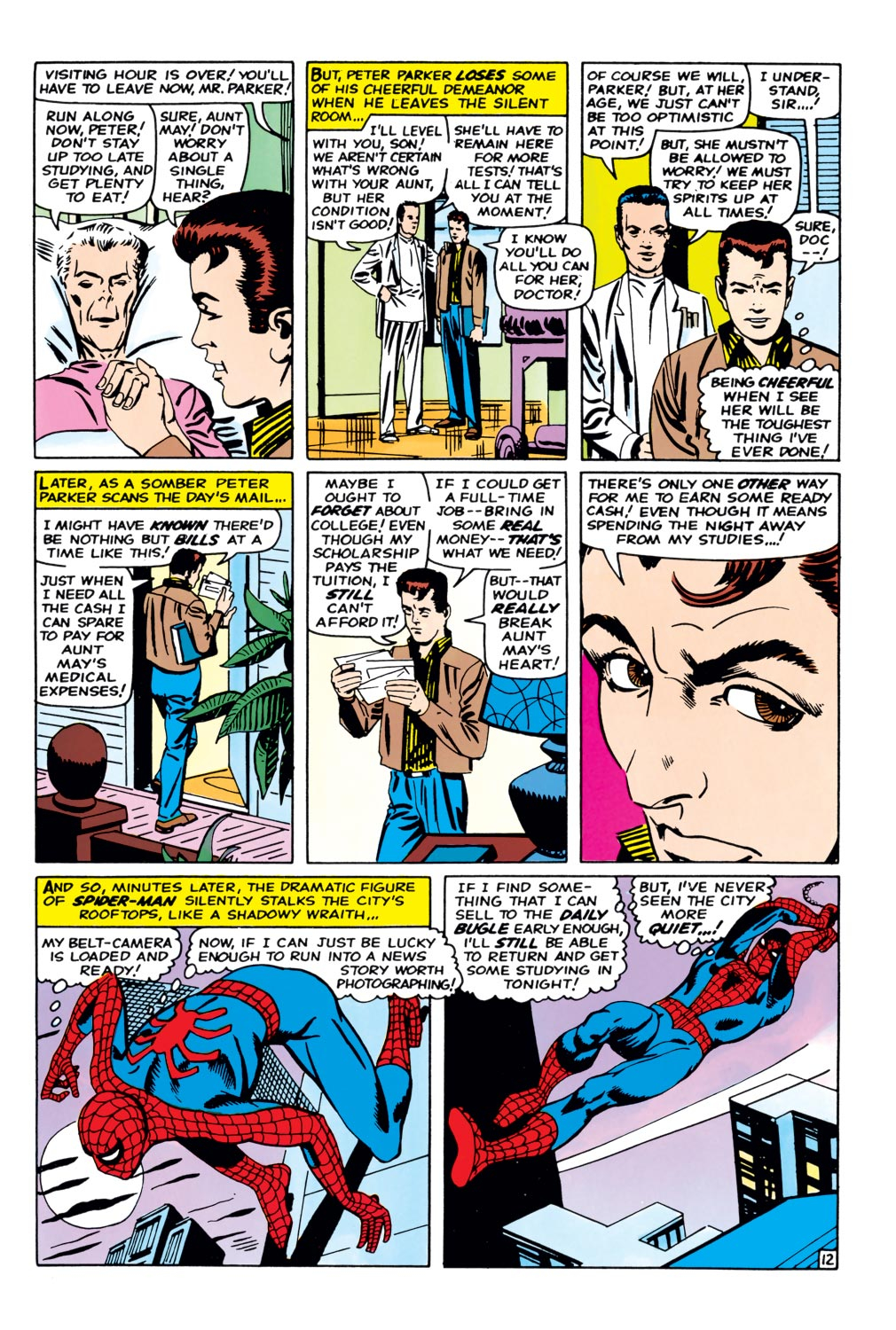 The Amazing Spider-Man (1963) 31 Page 12