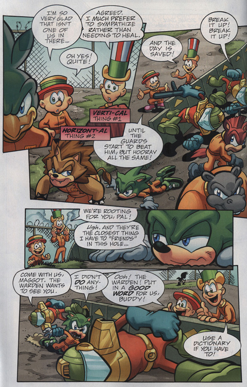 Read online Sonic Universe comic -  Issue #30 - 3