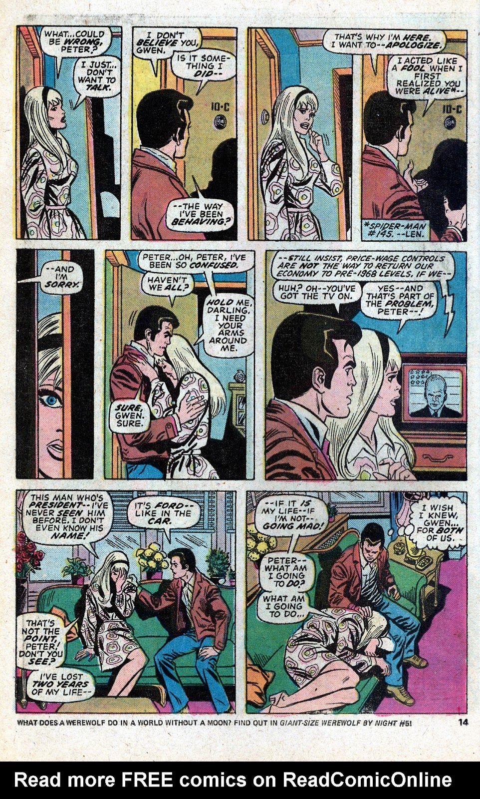 Giant-Size Spider-Man (1974) issue 5 - Page 16