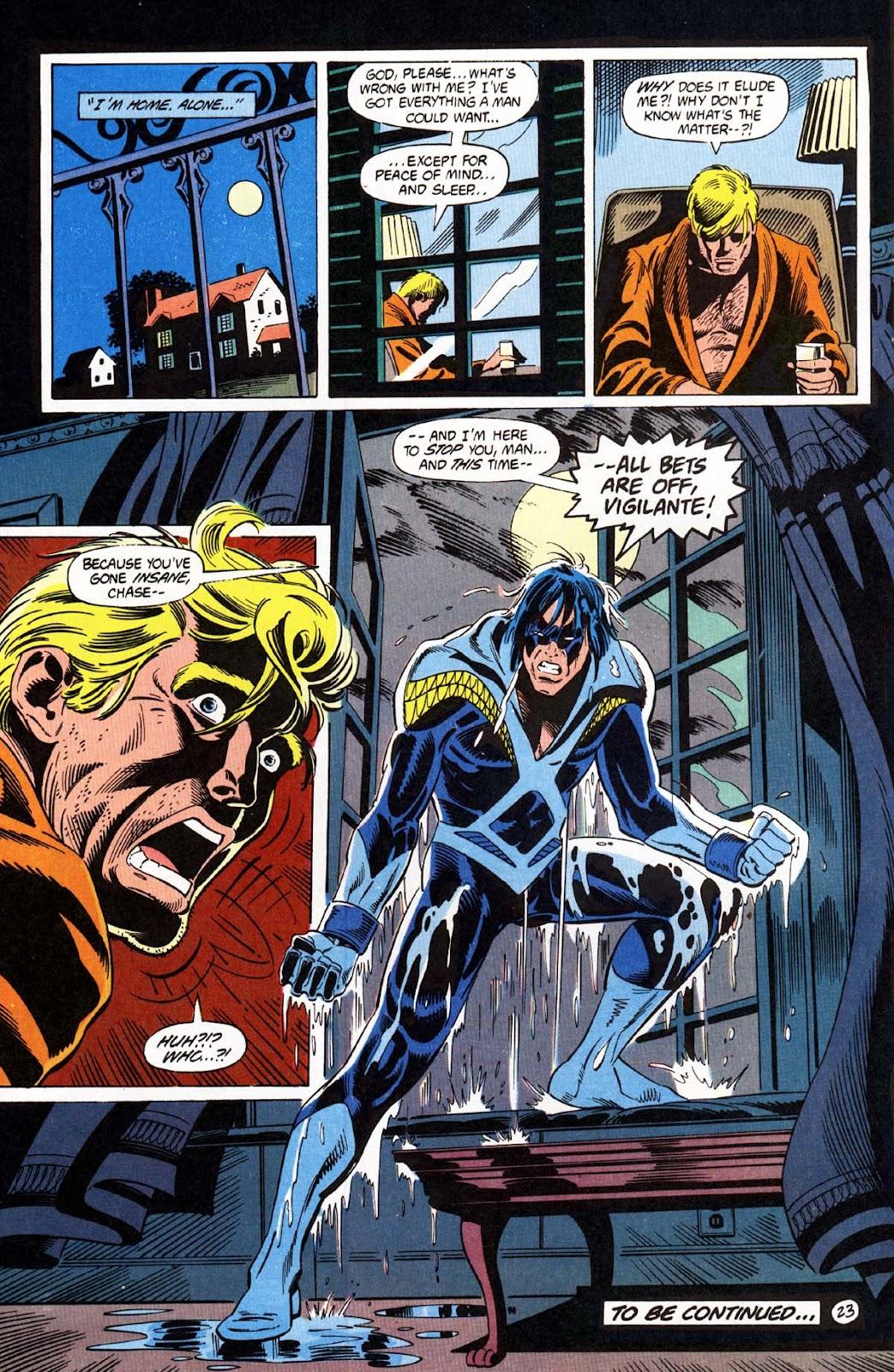 Vigilante (1983) issue 20 - Page 24