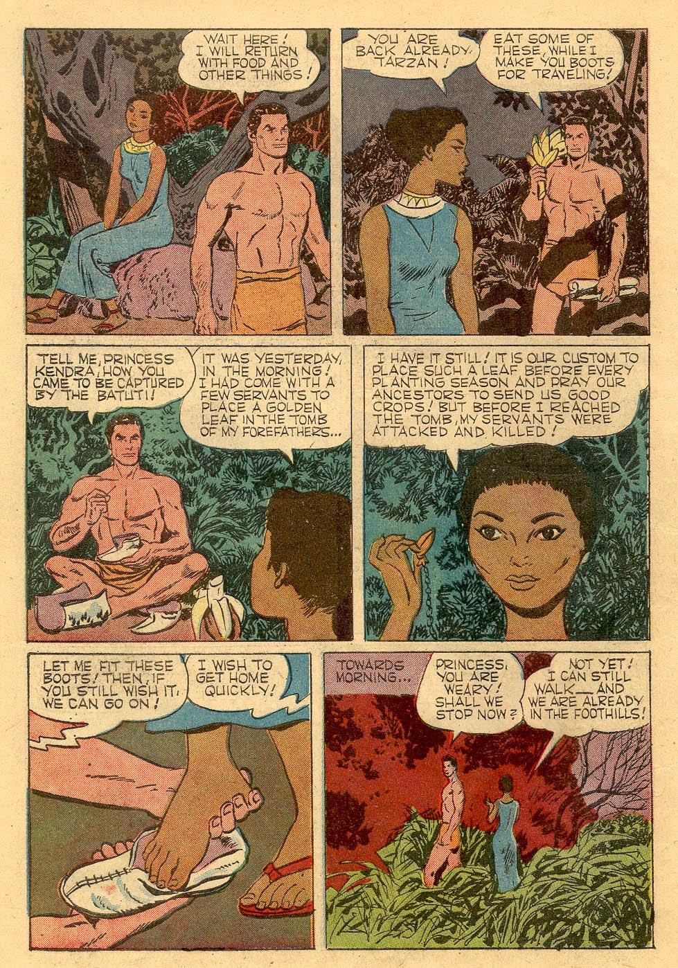 Tarzan (1948) issue 119 - Page 6