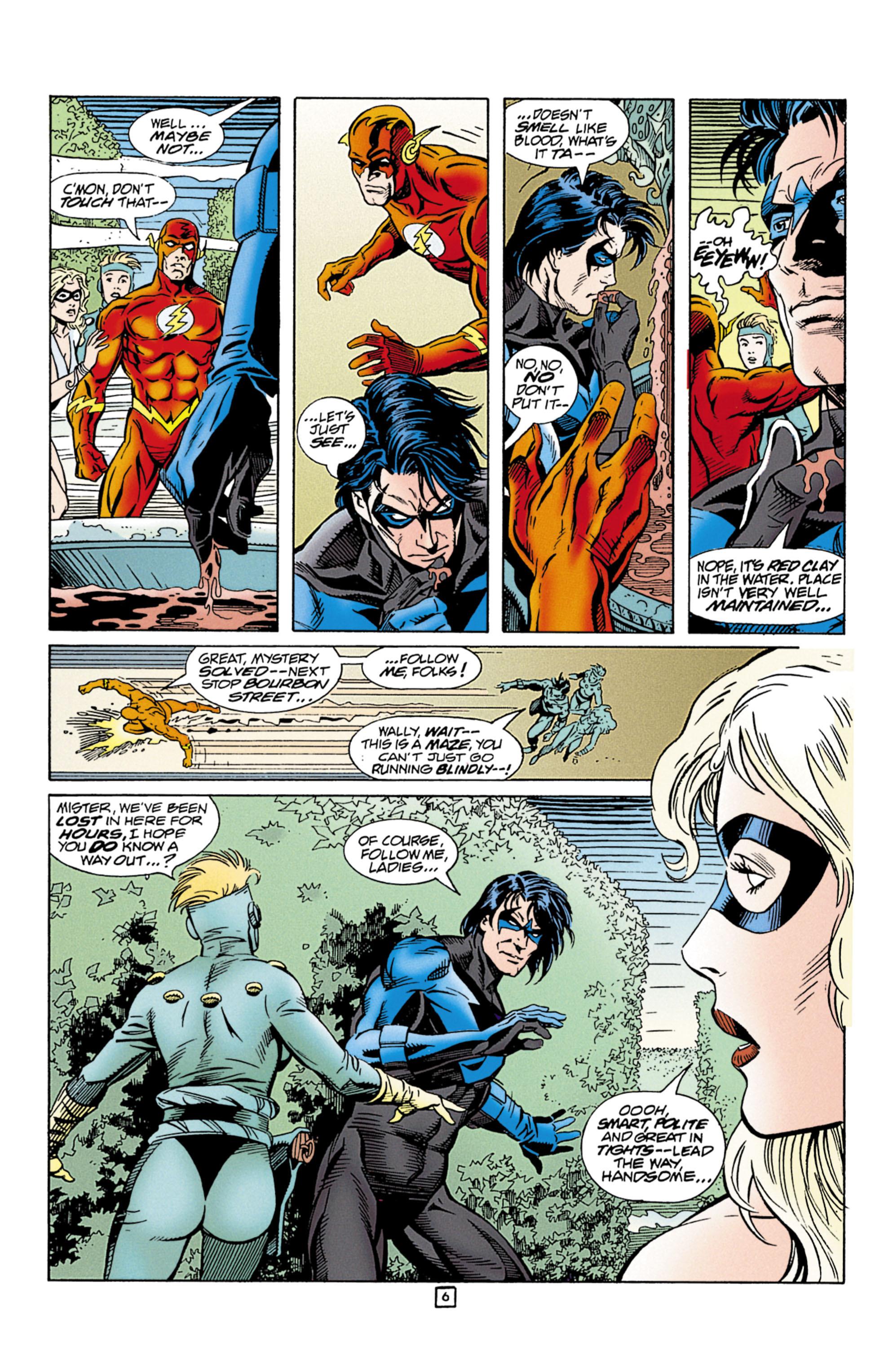 Read online Flash Plus comic -  Issue # Full - 7