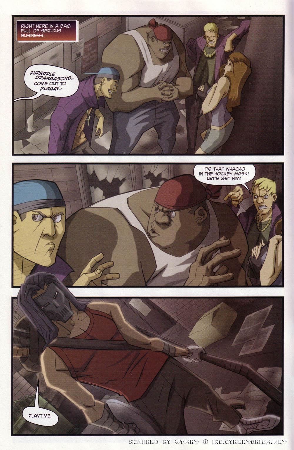 Teenage Mutant Ninja Turtles (2003) issue 4 - Page 8