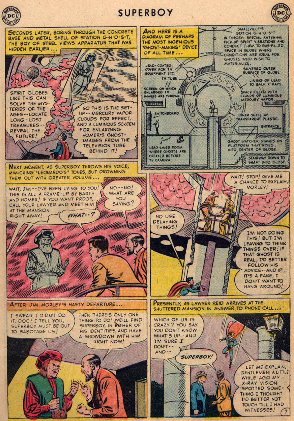 Superboy (1949) issue 20 - Page 8