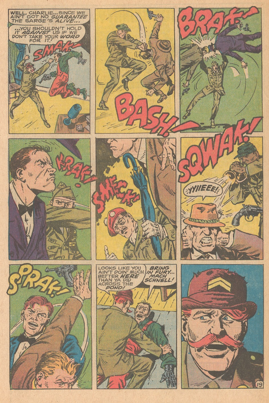 Read online Sgt. Fury comic -  Issue #68 - 28
